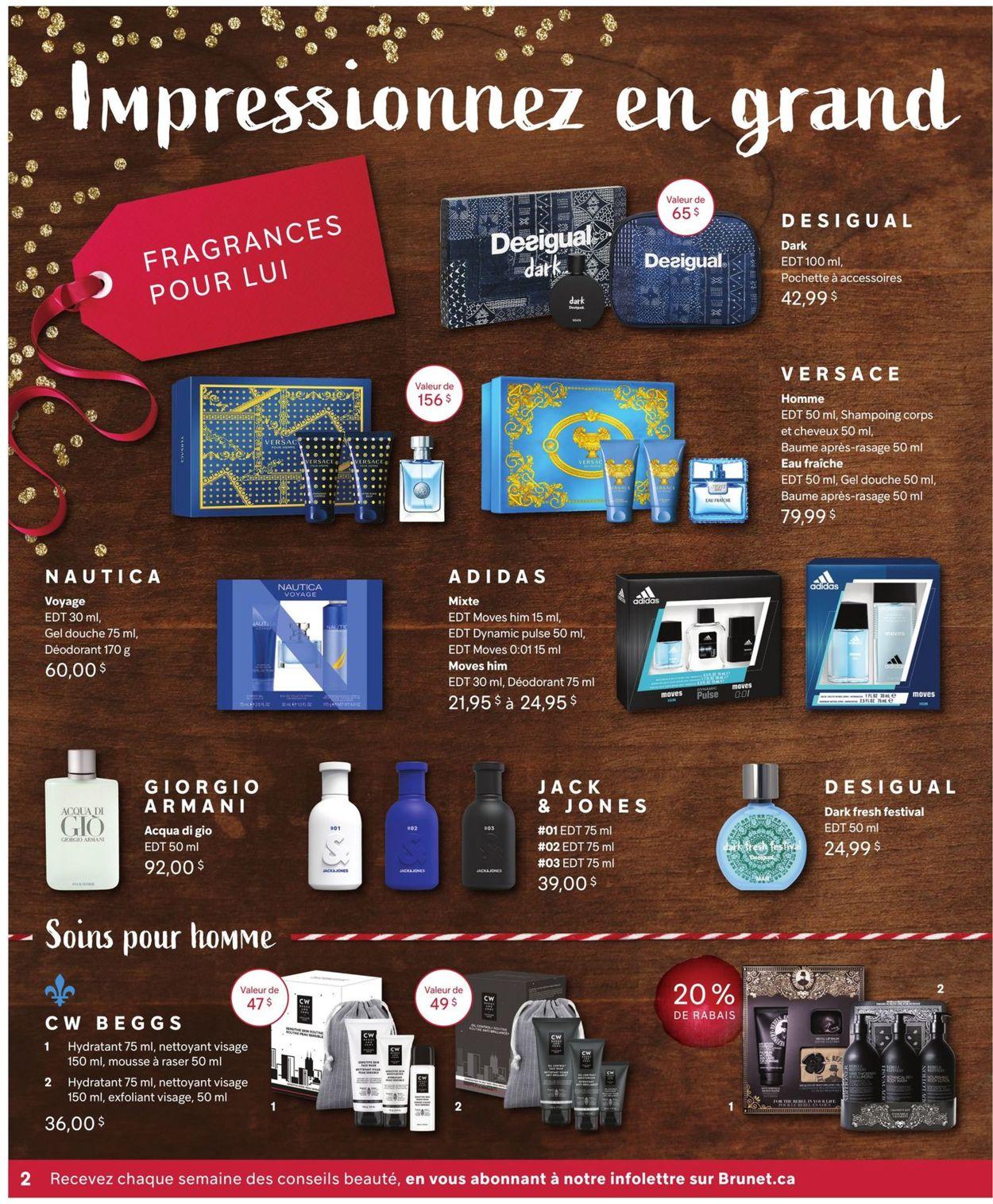 Brunet - Black Friday 2020 Flyer - 11/26-12/09/2020 (Page 2)