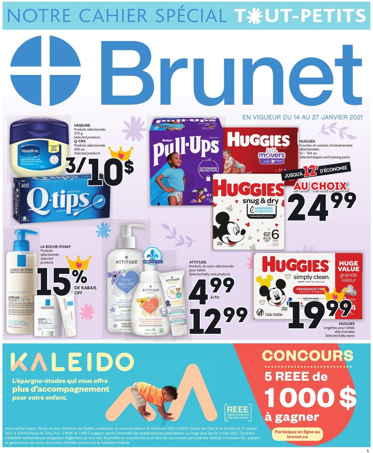 Brunet Flyer - 01/14-01/20/2021