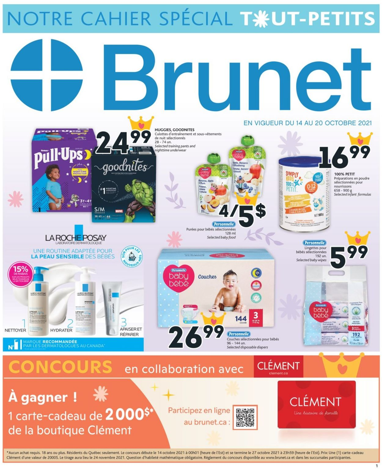 Brunet Flyer - 10/14-10/20/2021