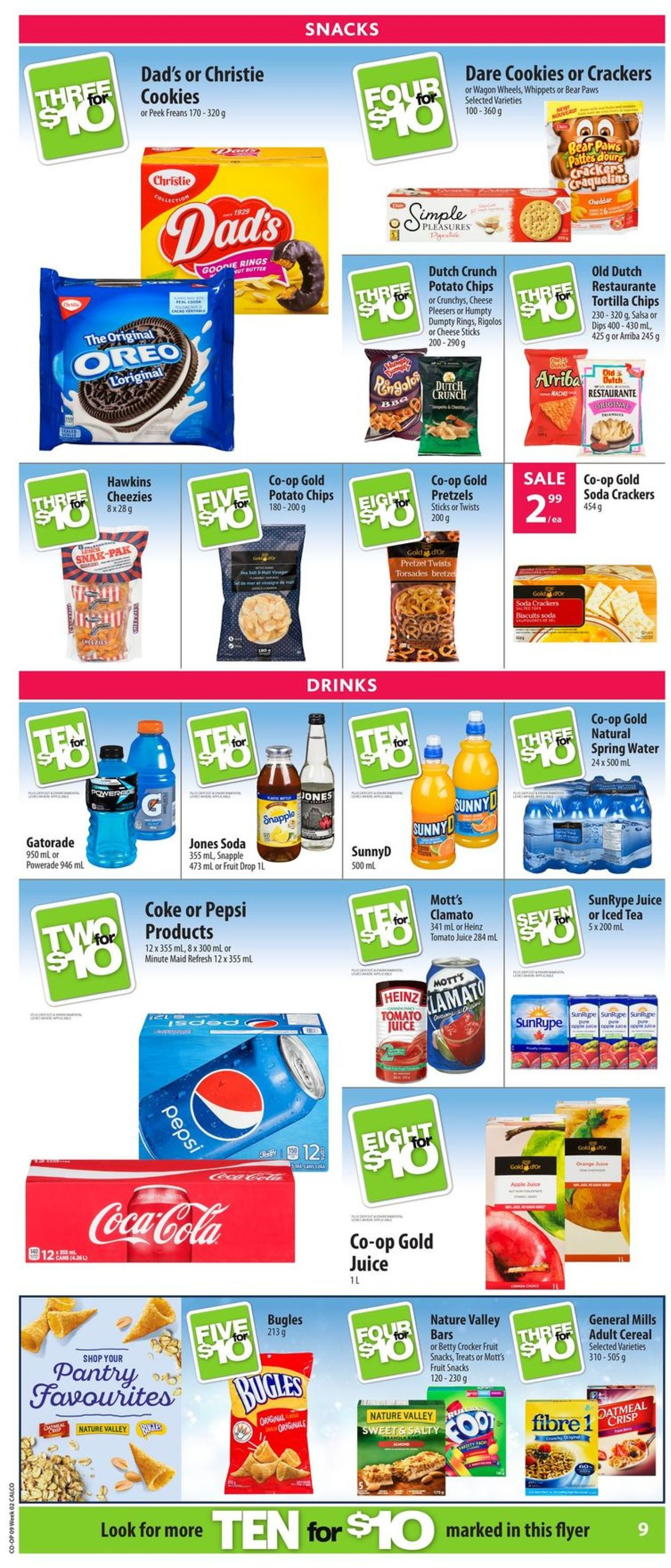 Calgary Co-op Flyer - 01/09-01/15/2020 (Page 11)
