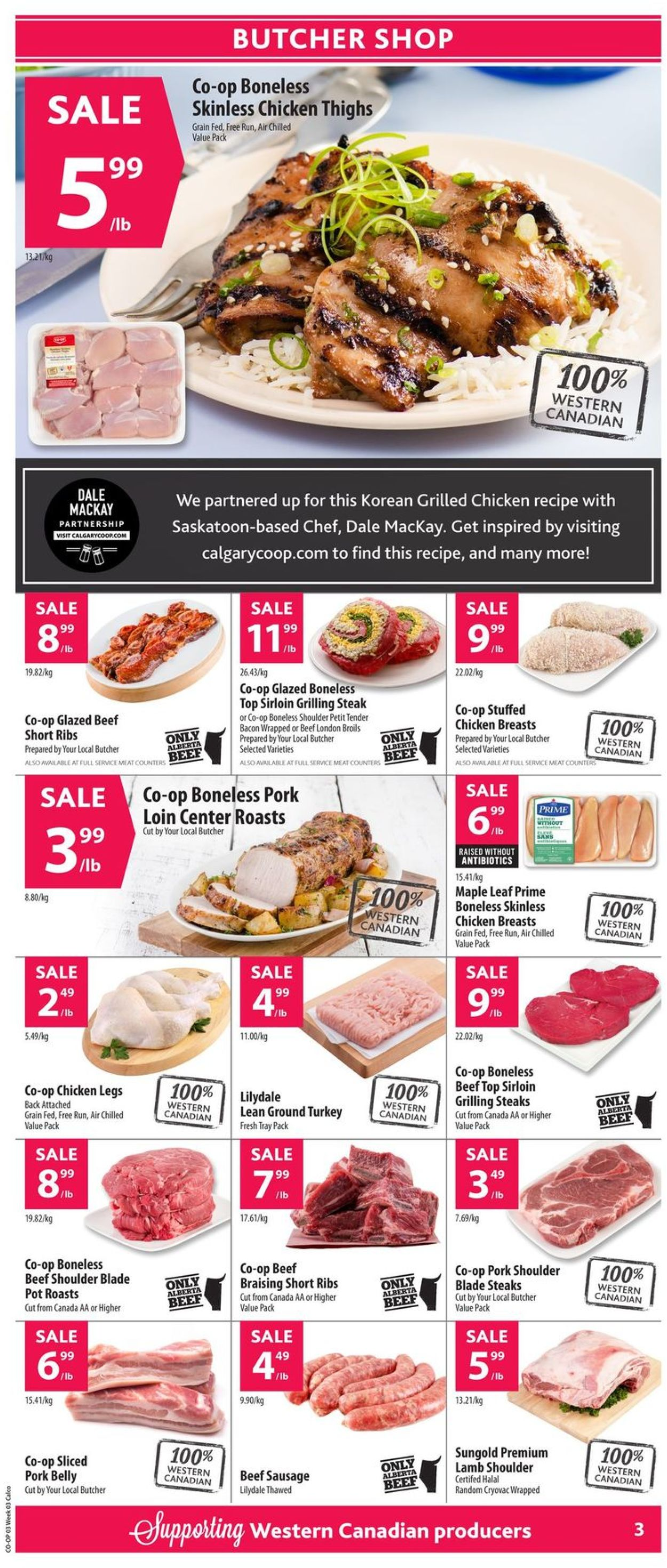 Calgary Co-op Flyer - 01/16-01/22/2020 (Page 4)