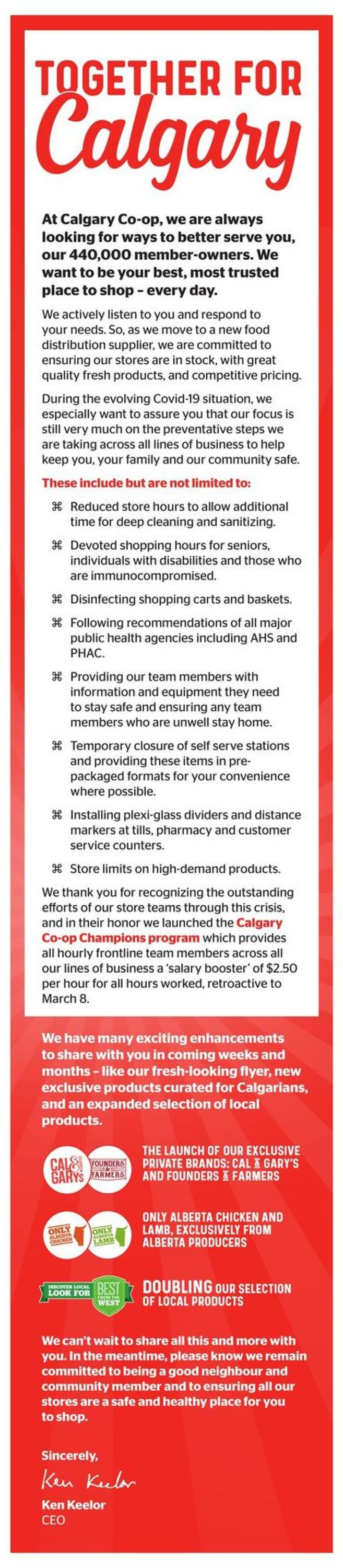 Calgary Co-op Flyer - 04/16-04/22/2020 (Page 2)