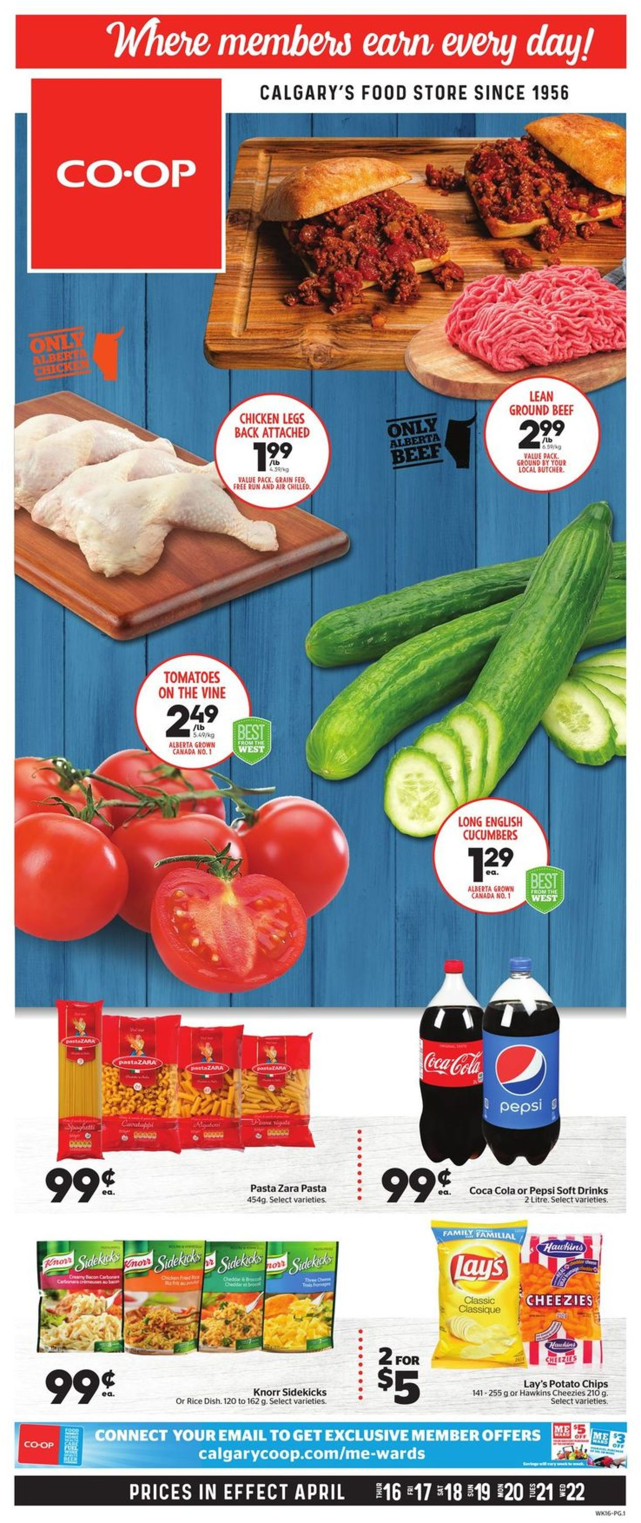 Calgary Co-op Flyer - 04/16-04/22/2020 (Page 3)