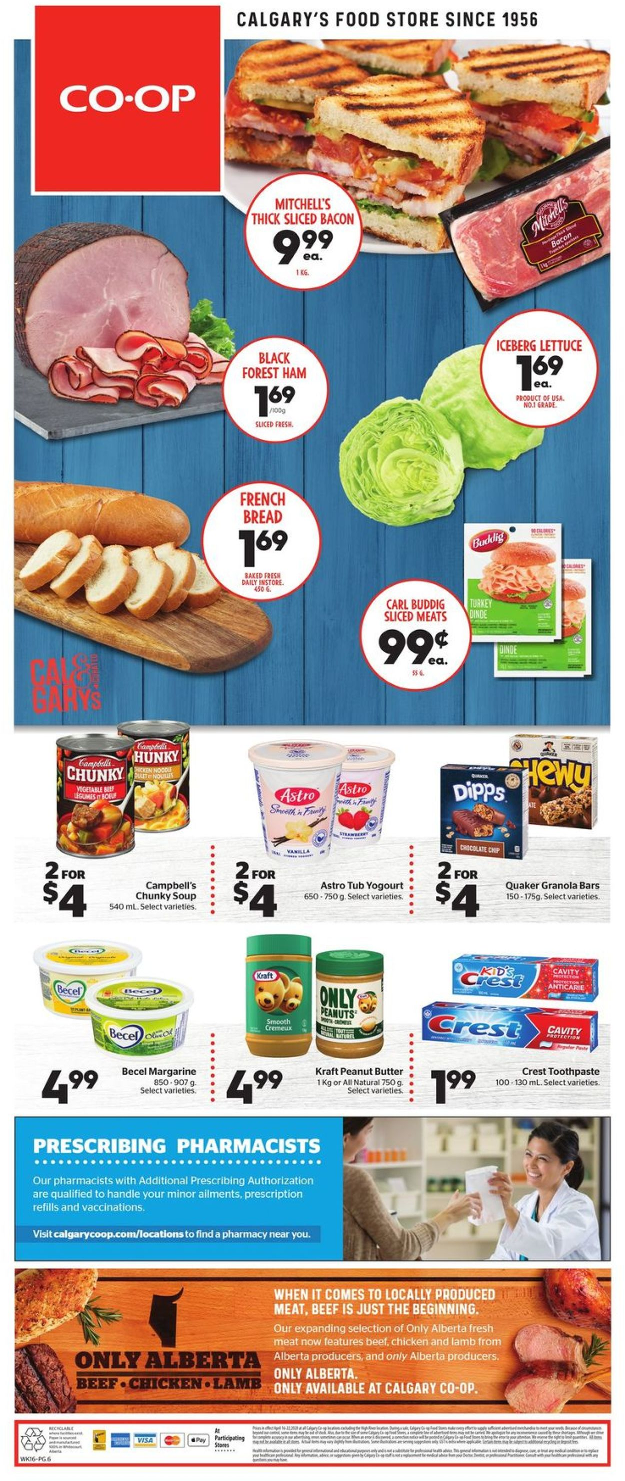 Calgary Co-op Flyer - 04/16-04/22/2020 (Page 8)