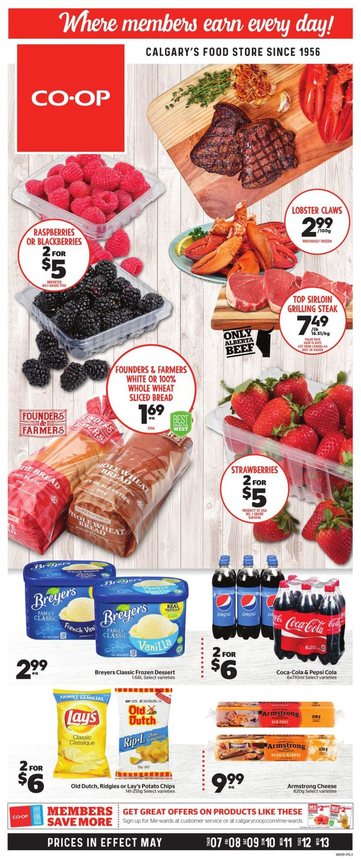 Calgary Co-op Flyer - 05/07-05/13/2020 (Page 3)