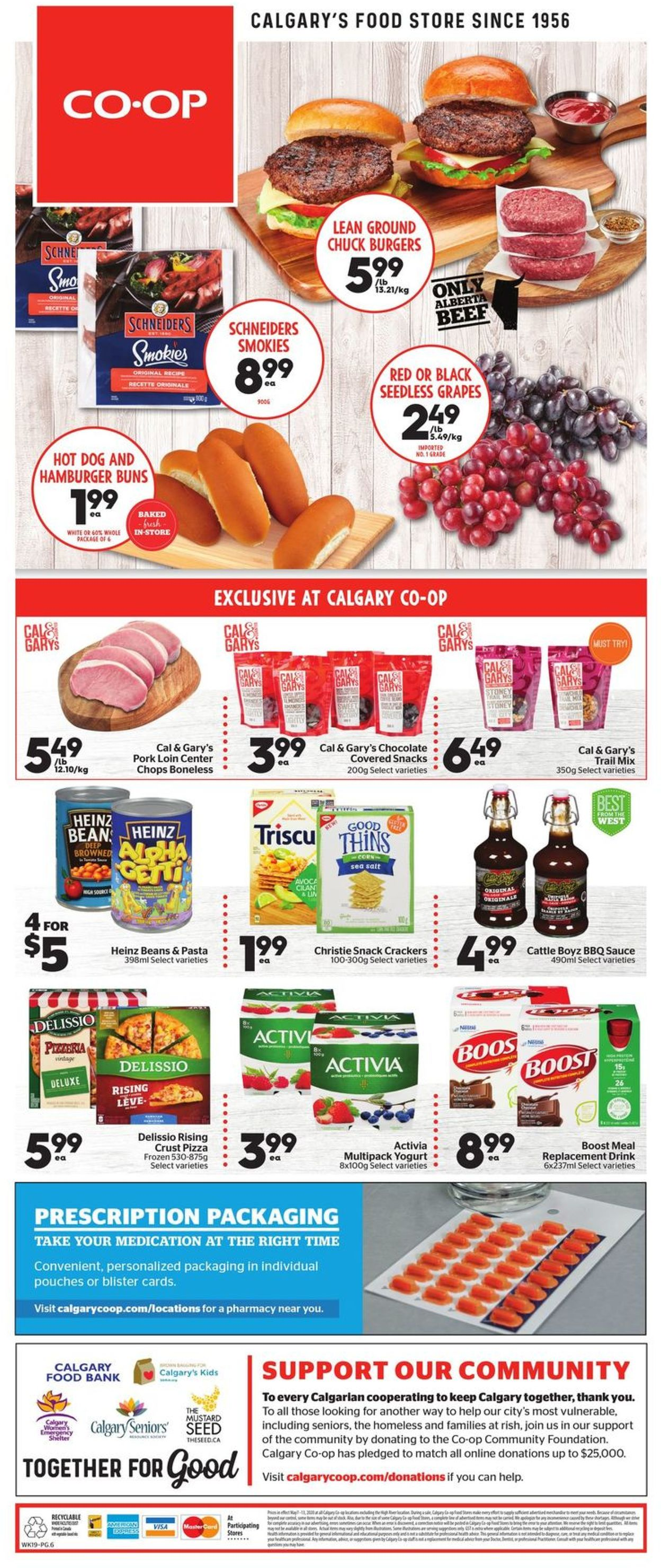 Calgary Co-op Flyer - 05/07-05/13/2020 (Page 8)
