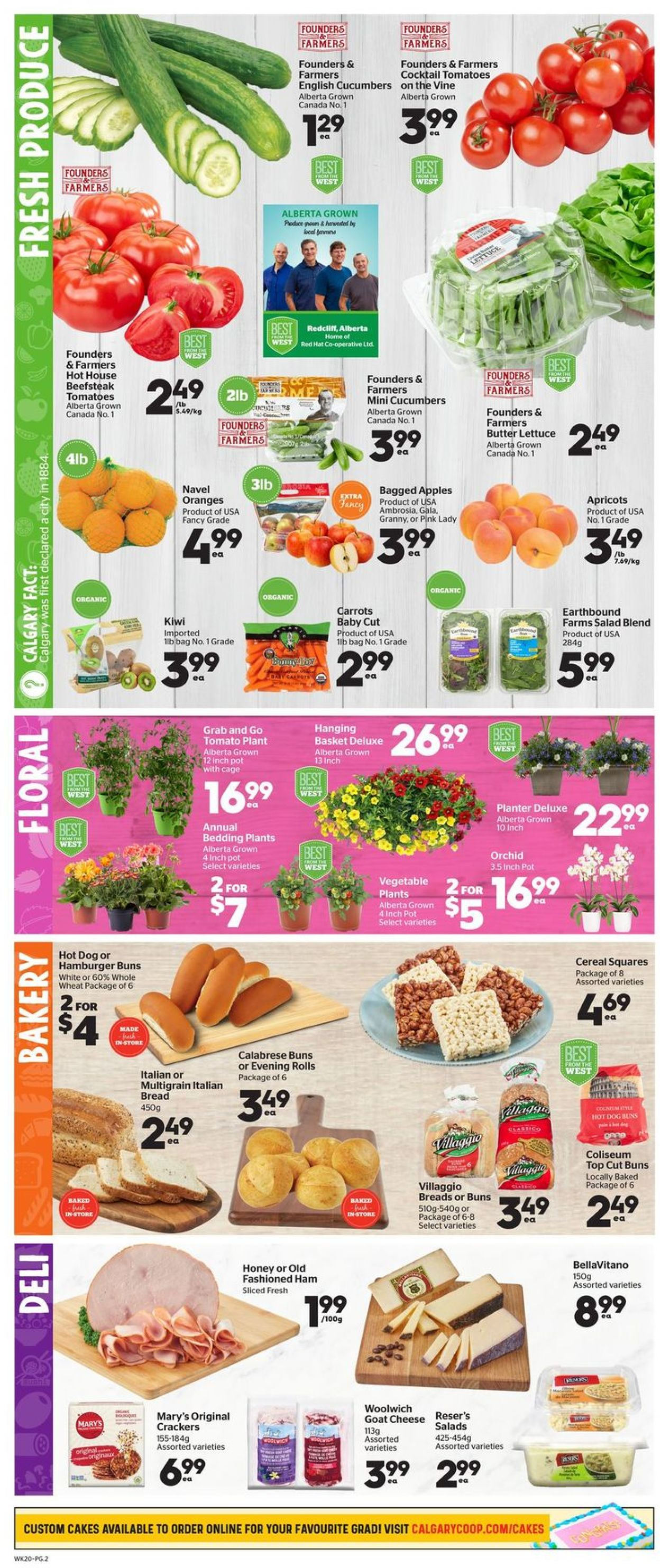 Calgary Co-op Flyer - 05/14-05/20/2020 (Page 4)