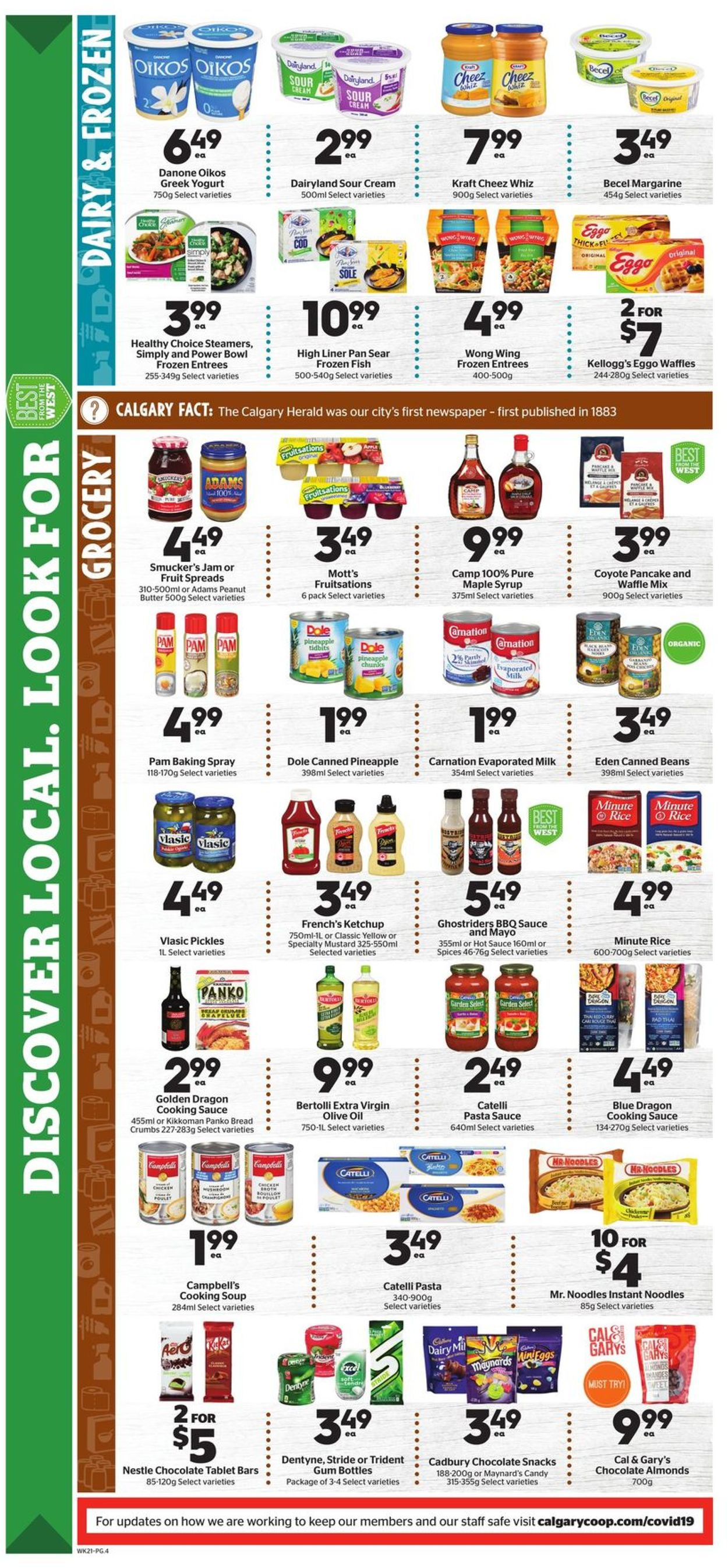 Calgary Co-op Flyer - 05/21-05/27/2020 (Page 6)