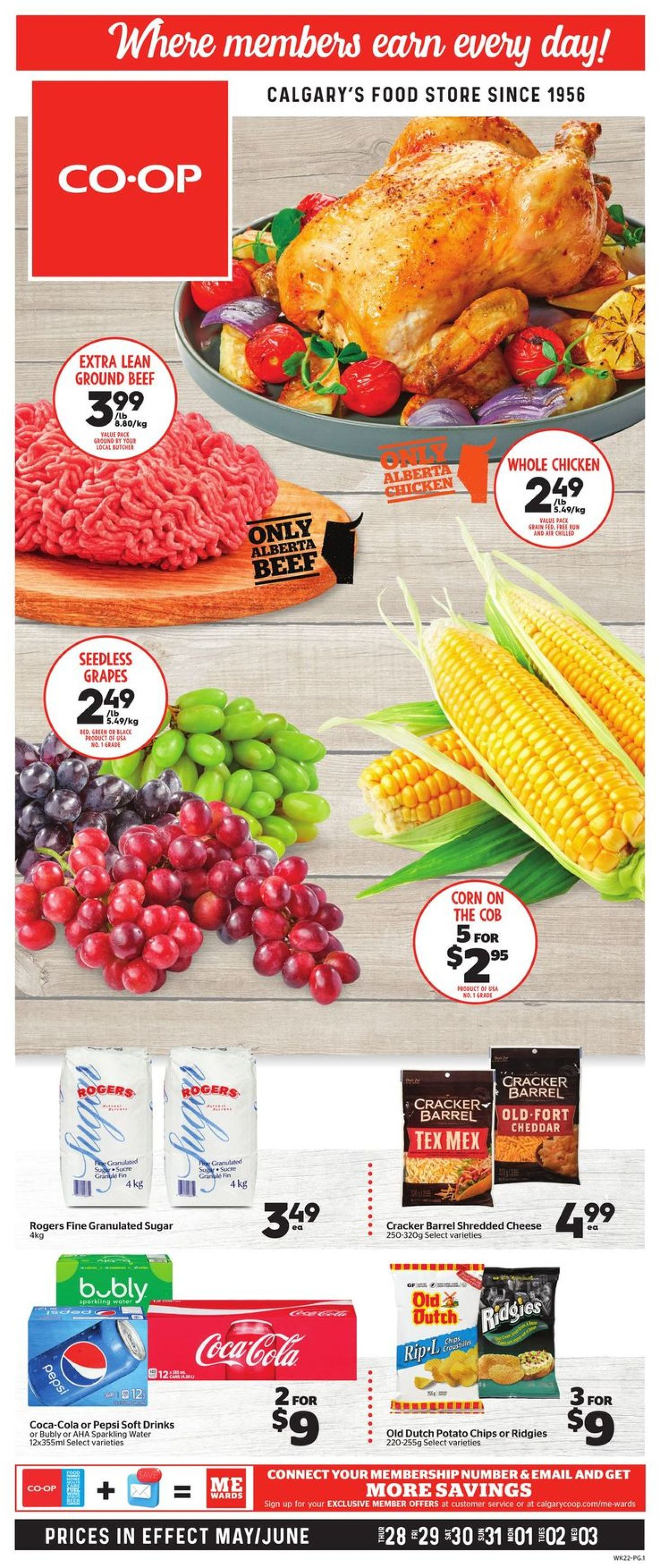 Calgary Co-op Flyer - 05/28-06/03/2020 (Page 3)