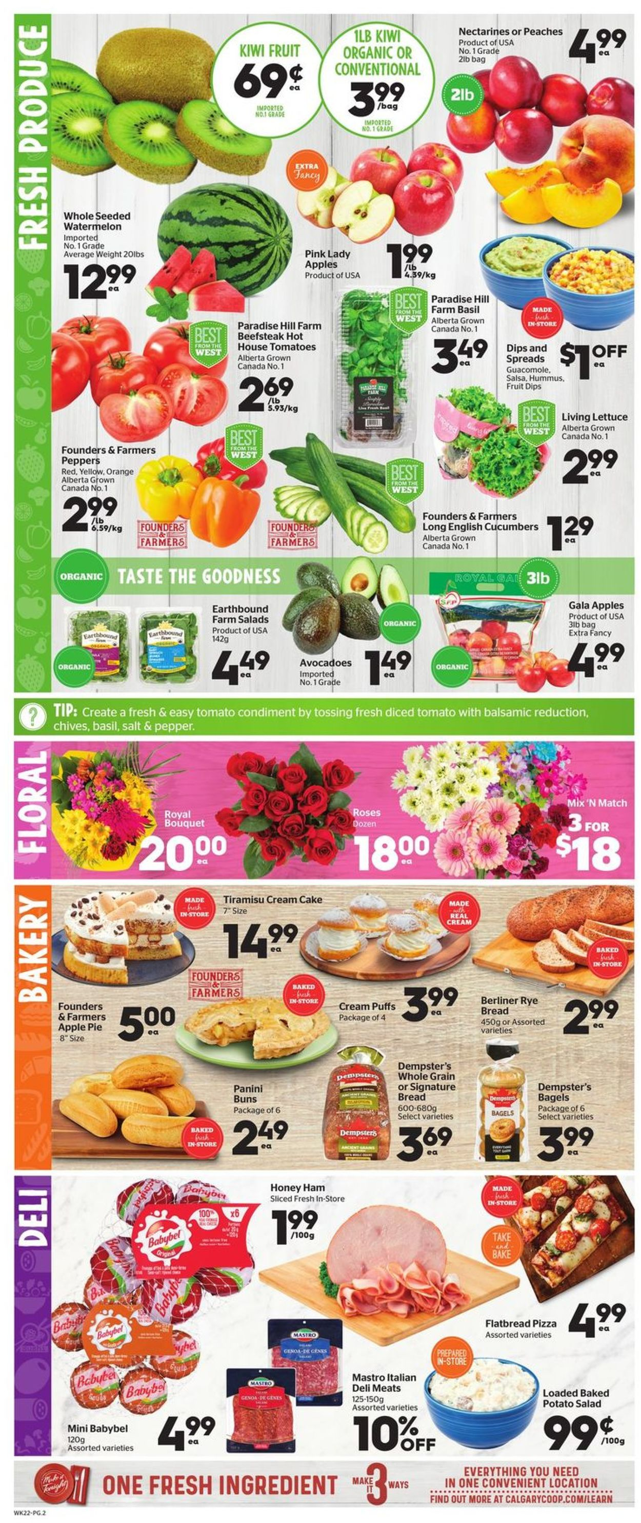 Calgary Co-op Flyer - 05/28-06/03/2020 (Page 4)