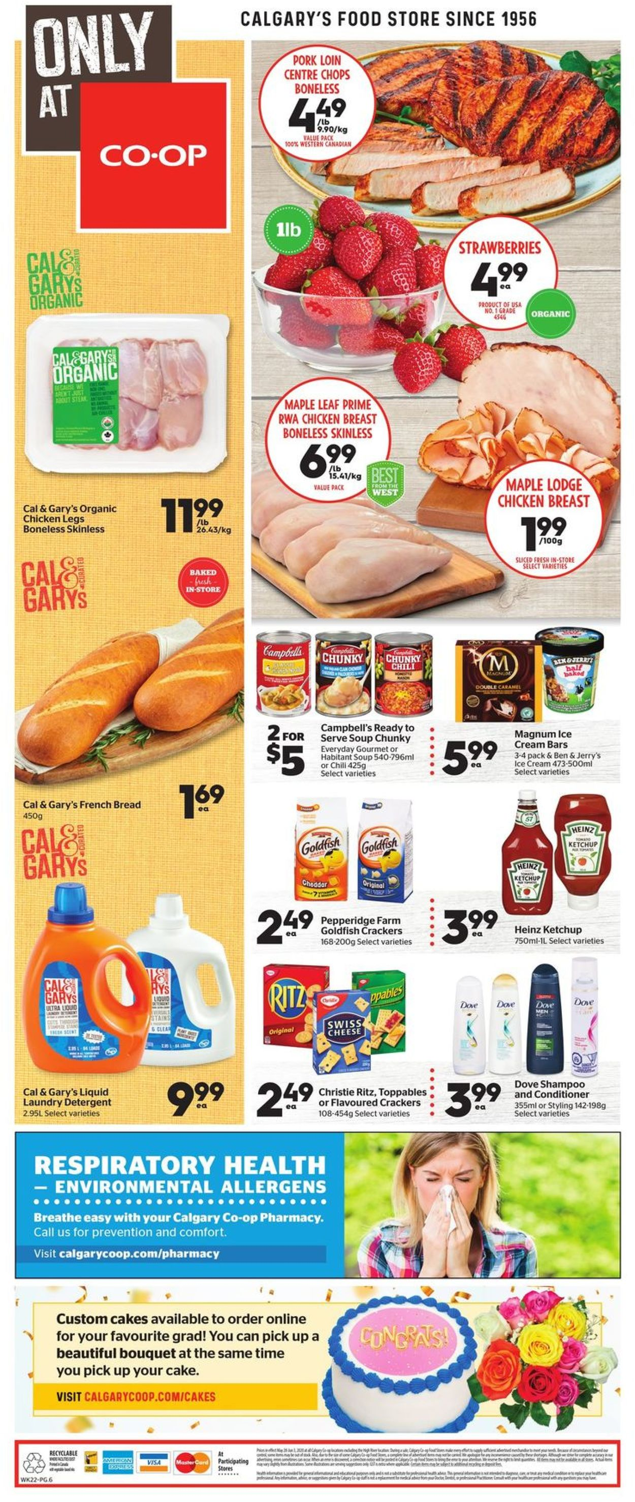 Calgary Co-op Flyer - 05/28-06/03/2020 (Page 8)