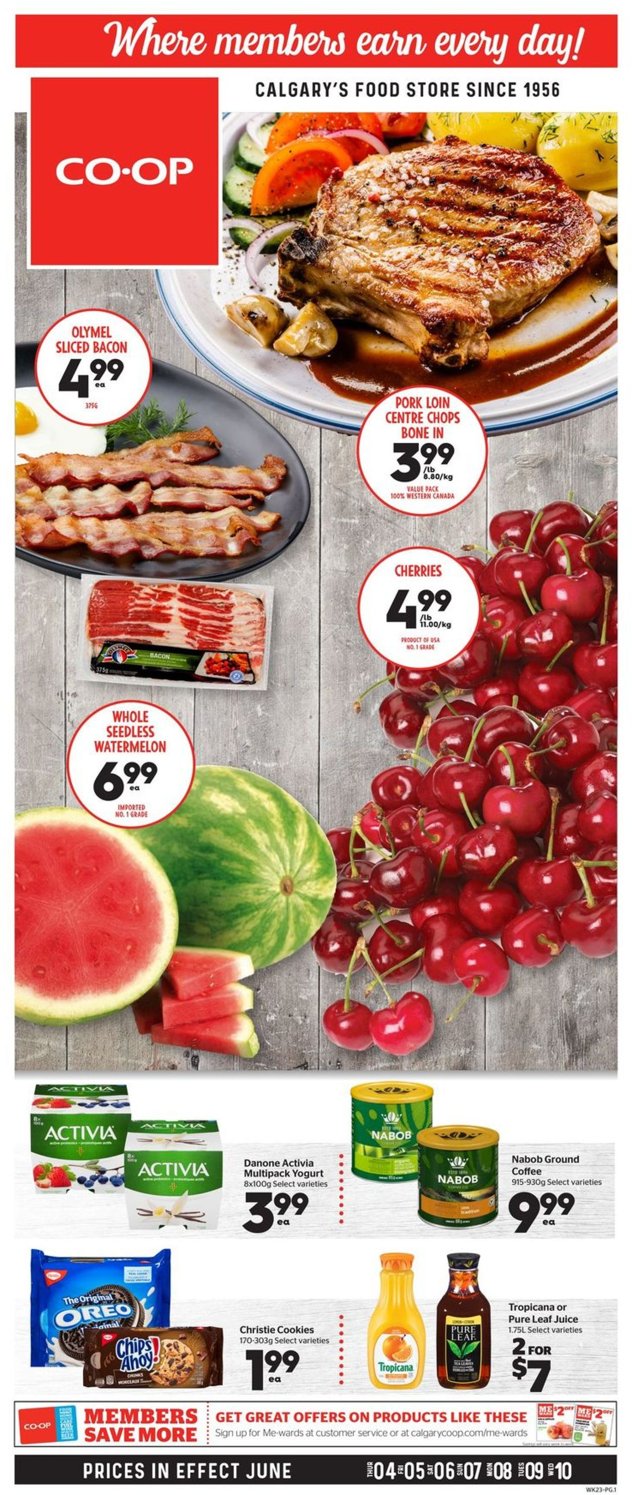 Calgary Co-op Flyer - 06/04-06/10/2020 (Page 3)