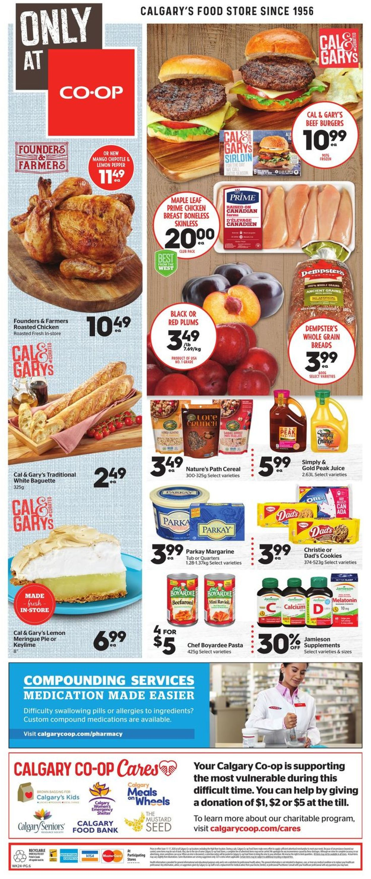 Calgary Co-op Flyer - 06/11-06/17/2020 (Page 8)