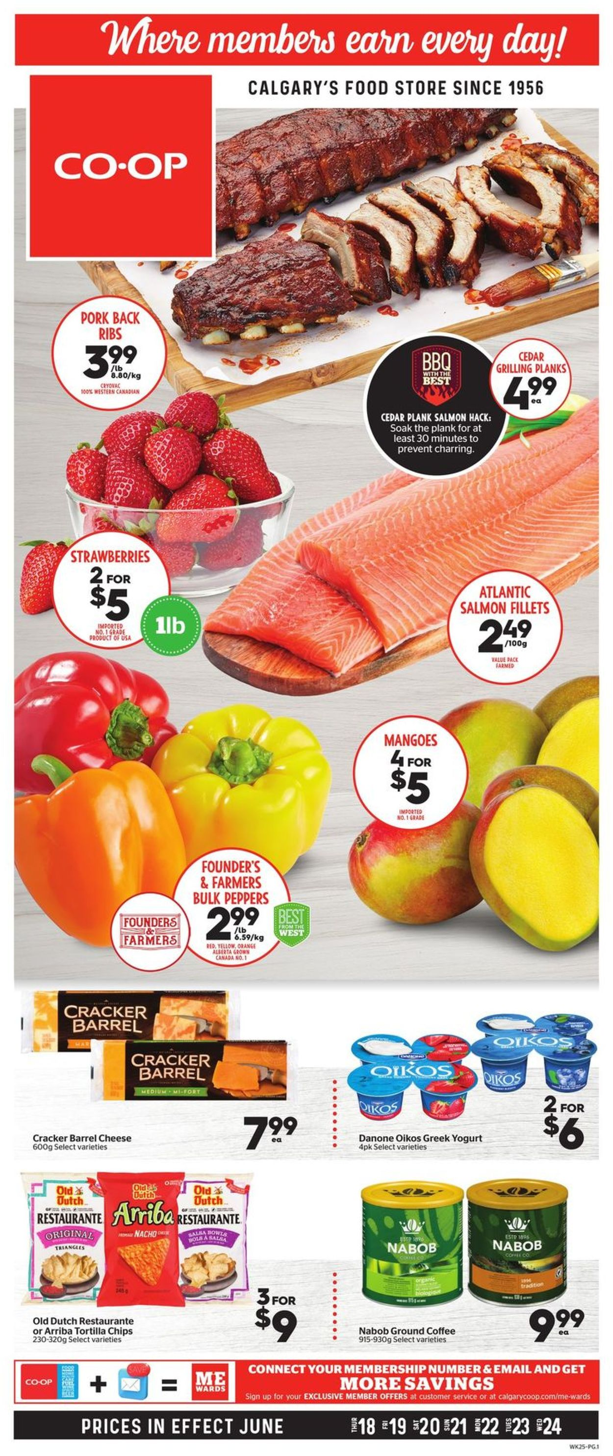 Calgary Co-op Flyer - 06/18-06/24/2020 (Page 3)