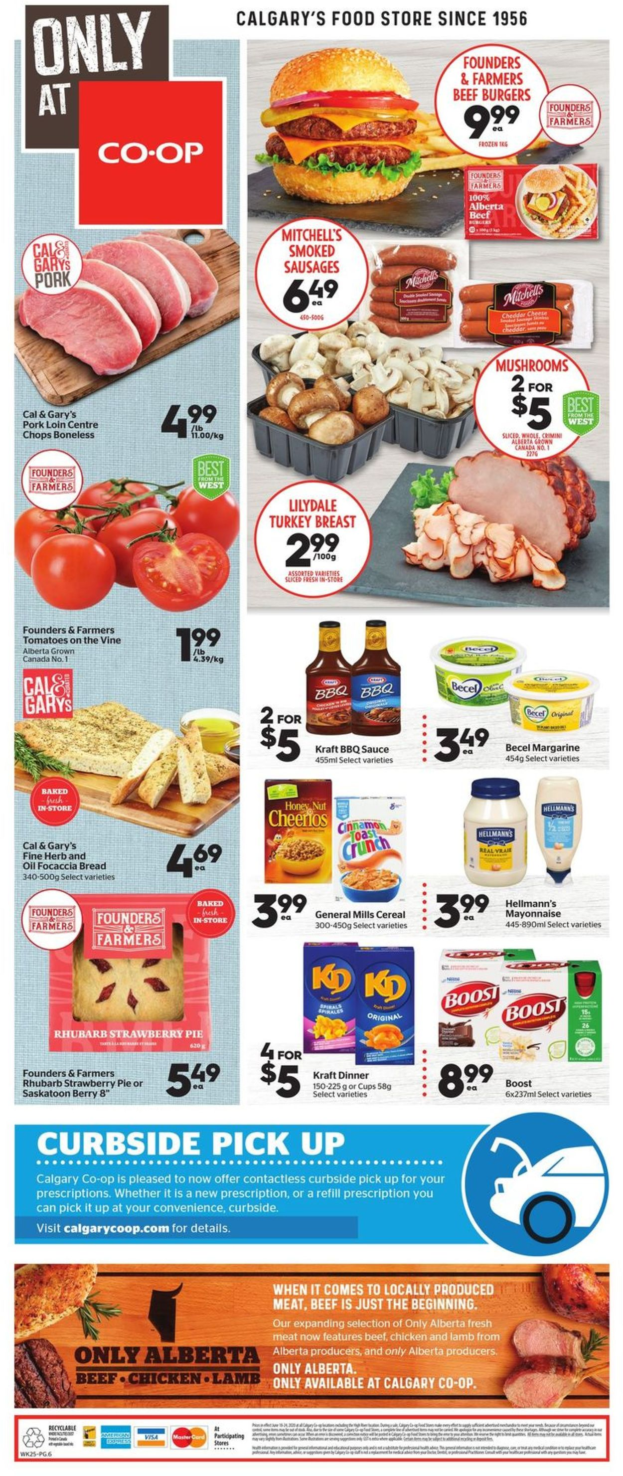 Calgary Co-op Flyer - 06/18-06/24/2020 (Page 8)