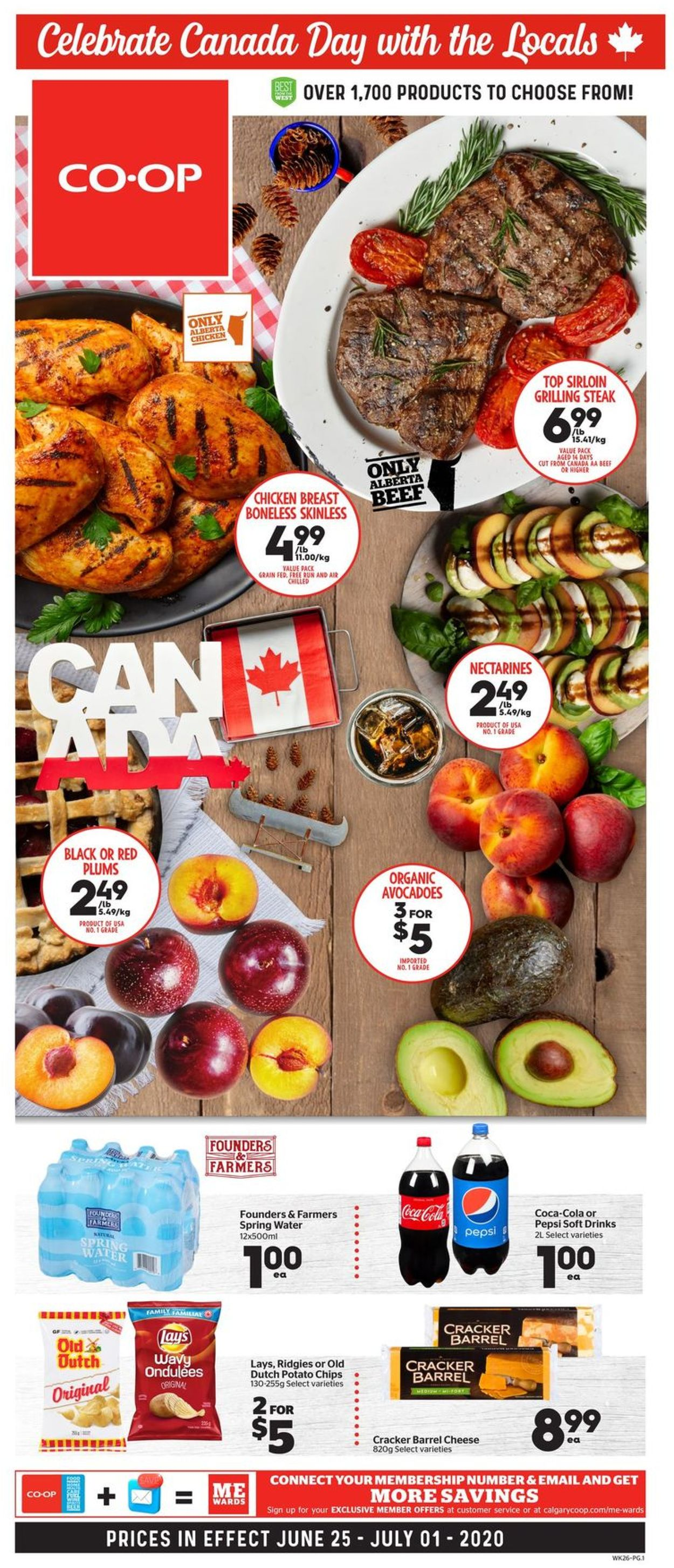 Calgary Co-op Flyer - 06/25-07/01/2020 (Page 3)