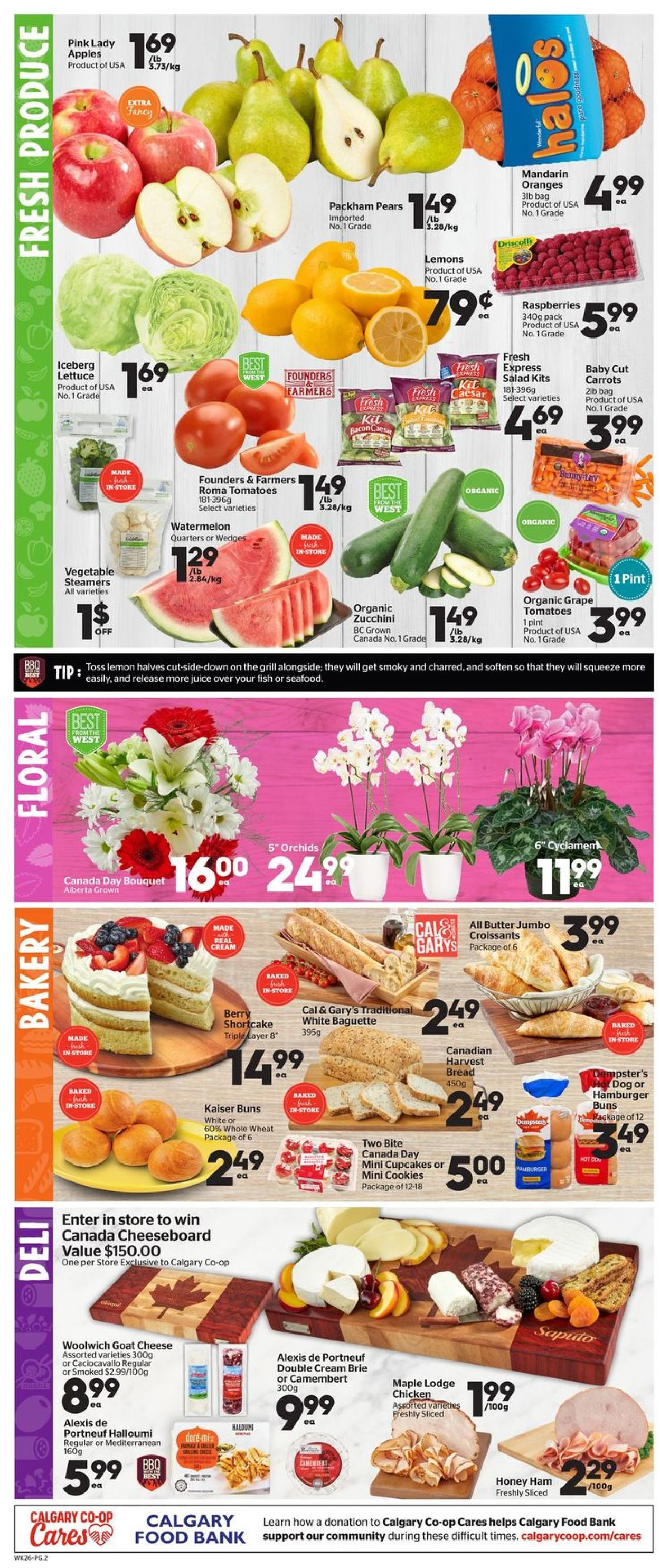 Calgary Co-op Flyer - 06/25-07/01/2020 (Page 4)