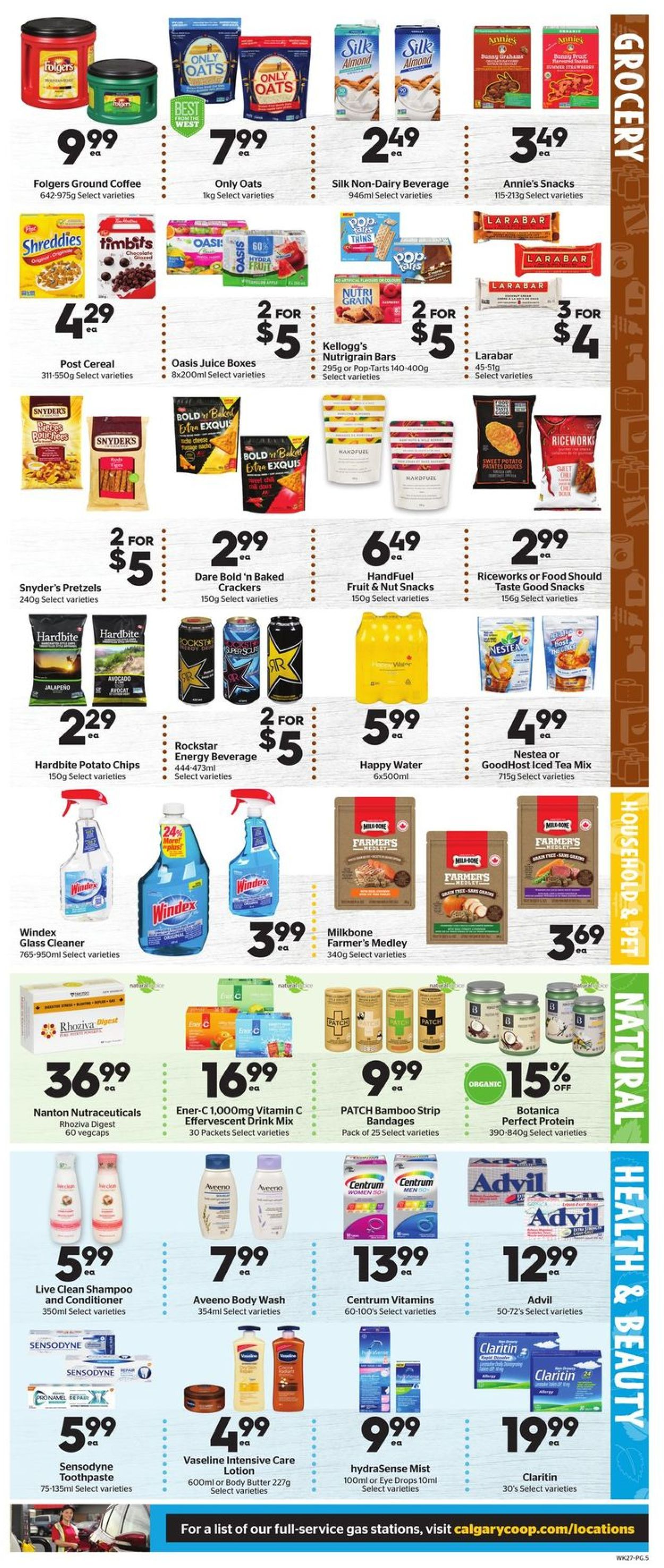 Calgary Co-op Flyer - 07/02-07/08/2020 (Page 7)