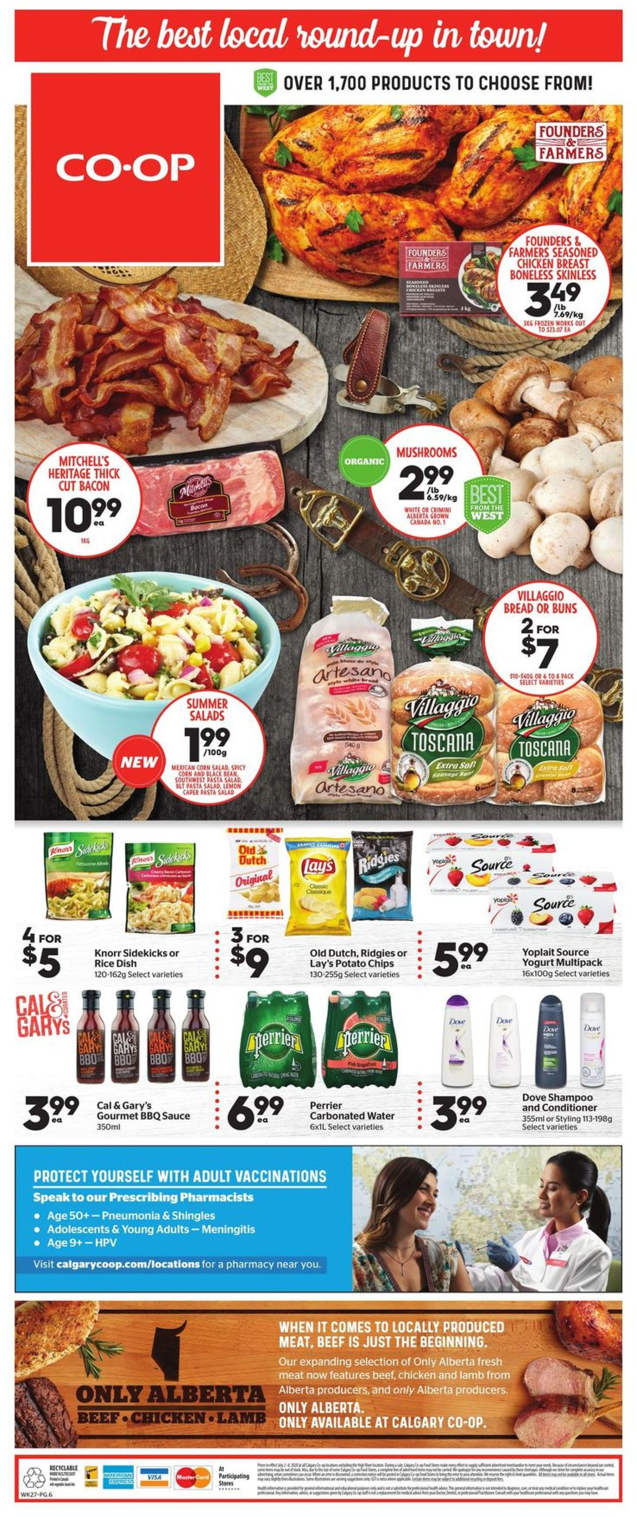 Calgary Co-op Flyer - 07/02-07/08/2020 (Page 8)