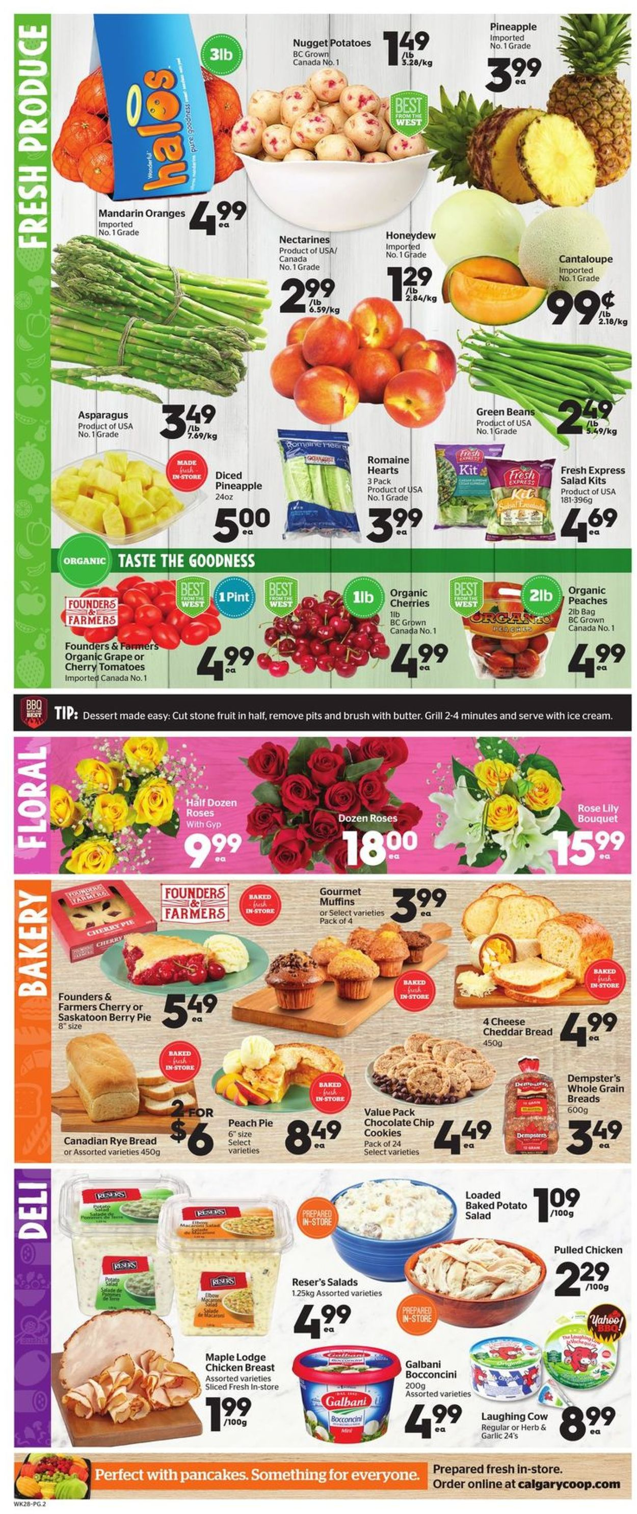 Calgary Co-op Flyer - 07/09-07/15/2020 (Page 4)