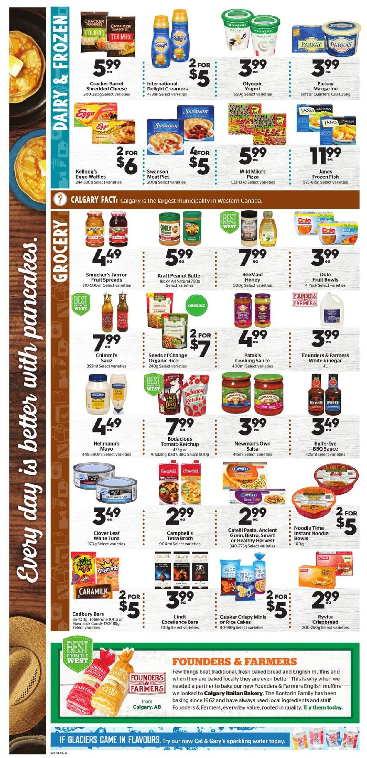 Calgary Co-op Flyer - 07/09-07/15/2020 (Page 6)