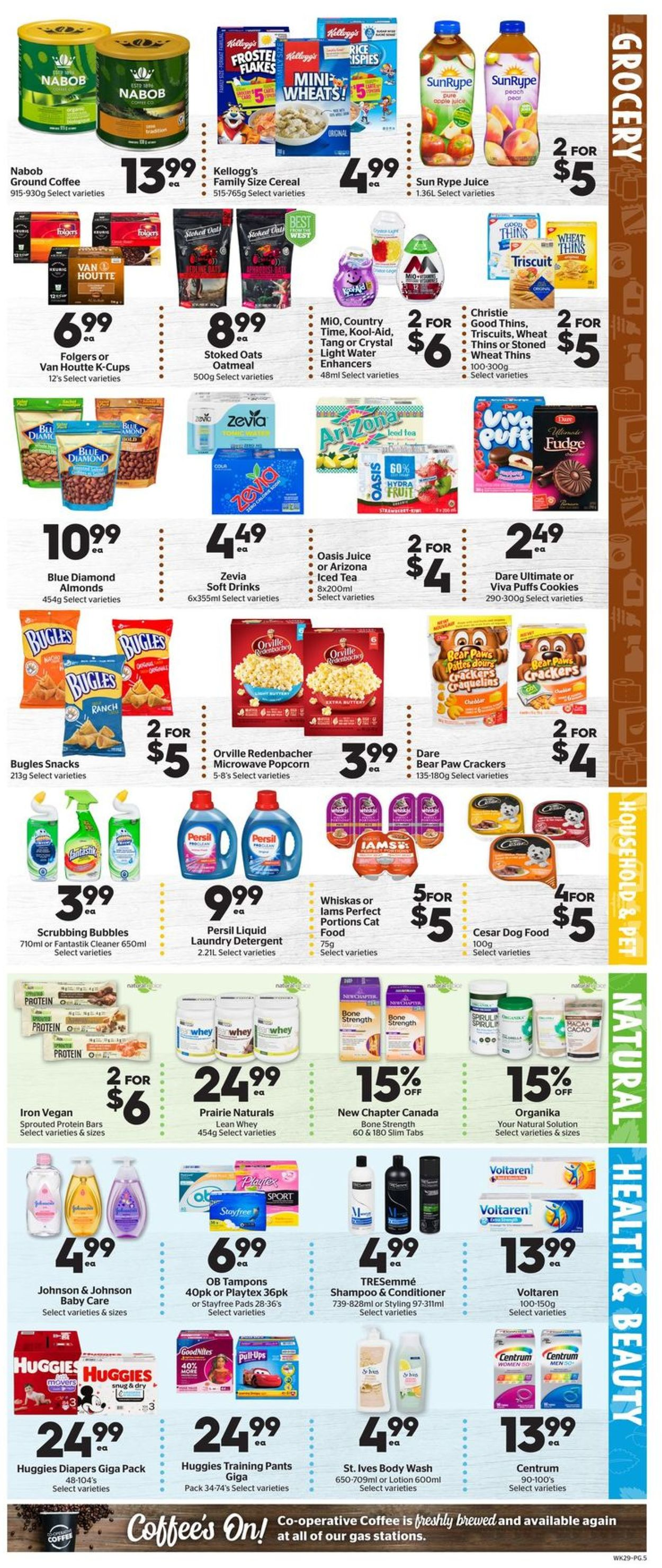 Calgary Co-op Flyer - 07/16-07/22/2020 (Page 7)
