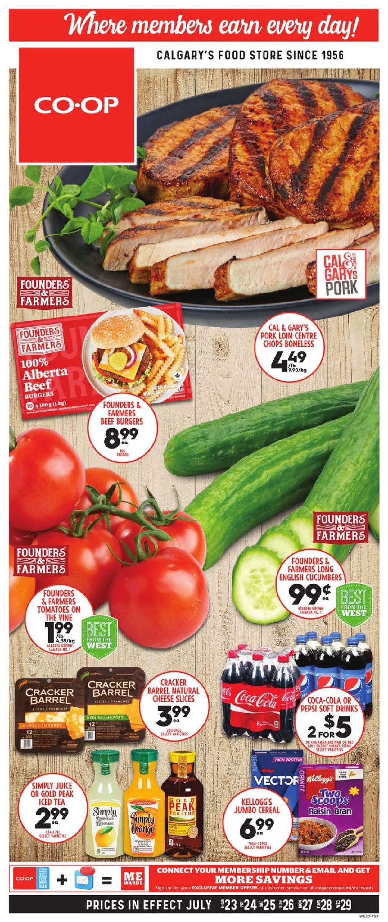 Calgary Co-op Flyer - 07/23-07/29/2020 (Page 3)