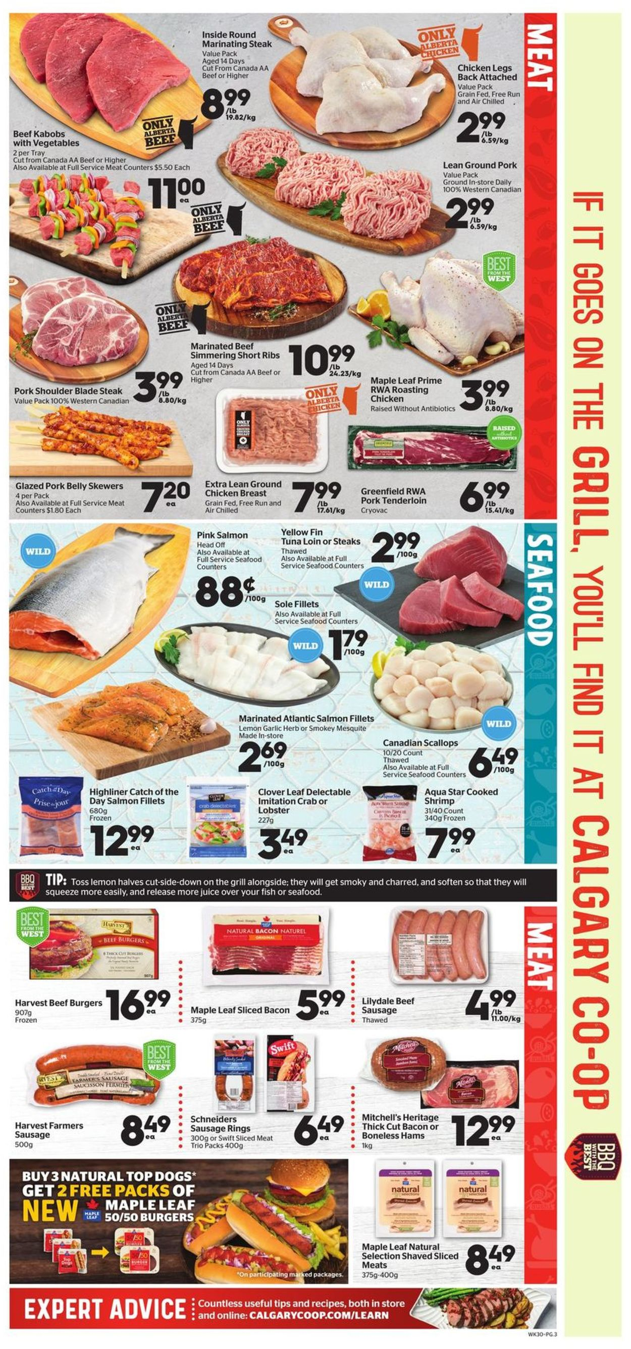 Calgary Co-op Flyer - 07/23-07/29/2020 (Page 5)