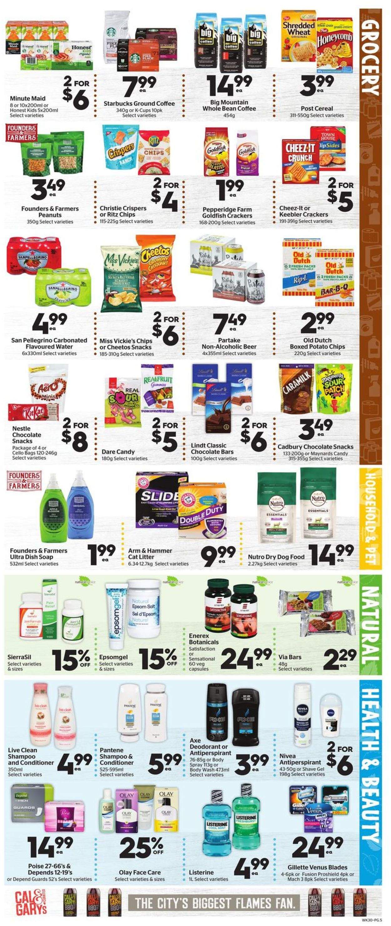 Calgary Co-op Flyer - 07/23-07/29/2020 (Page 7)
