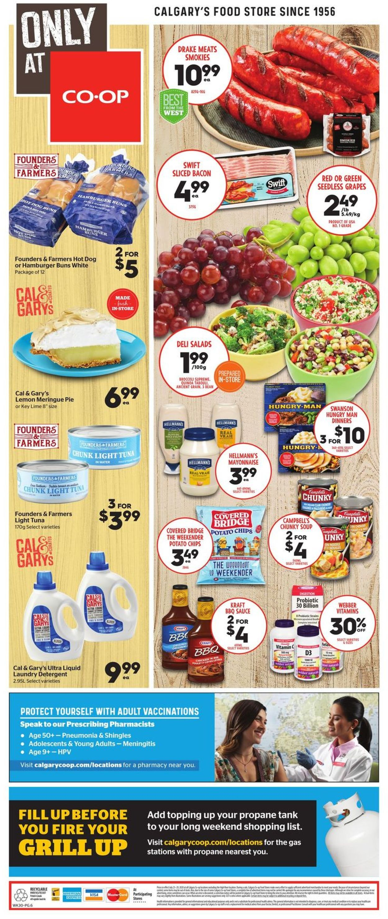 Calgary Co-op Flyer - 07/23-07/29/2020 (Page 8)