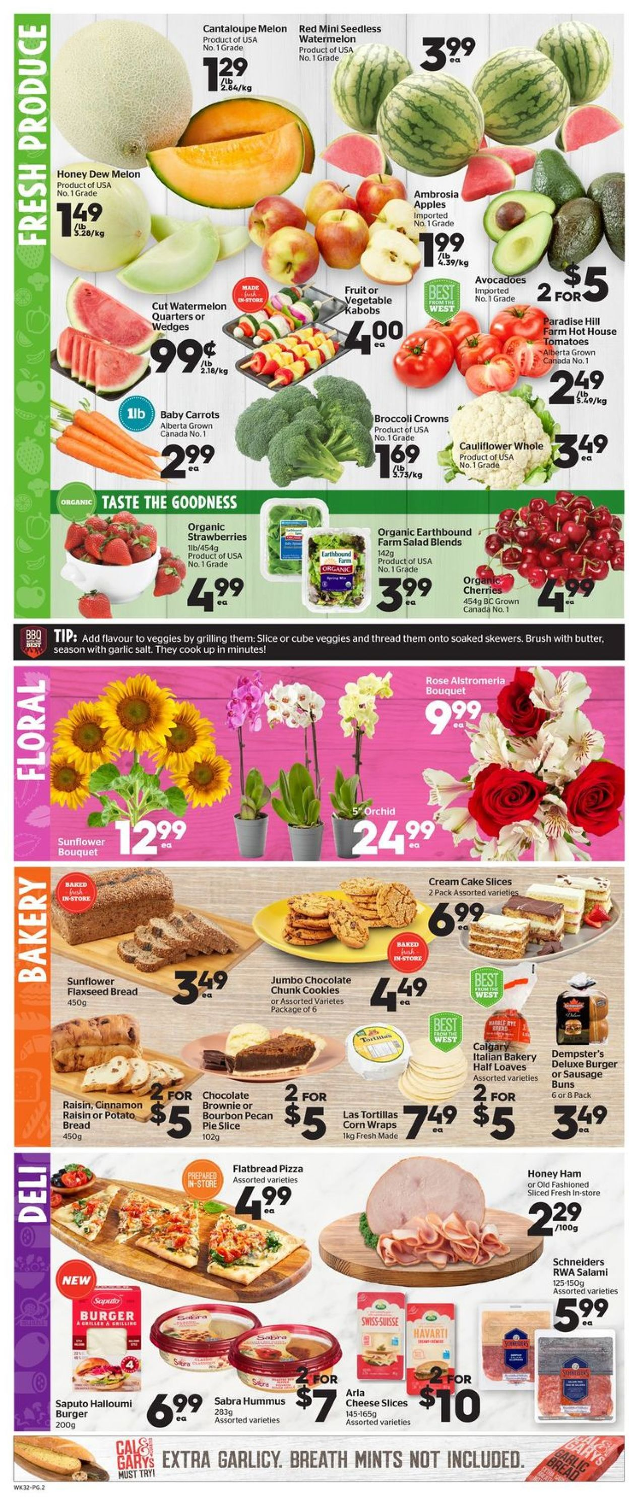 Calgary Co-op Flyer - 08/06-08/12/2020 (Page 4)