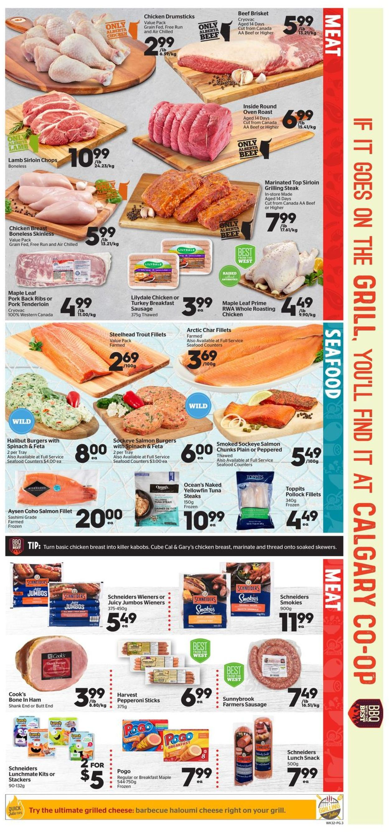 Calgary Co-op Flyer - 08/06-08/12/2020 (Page 5)