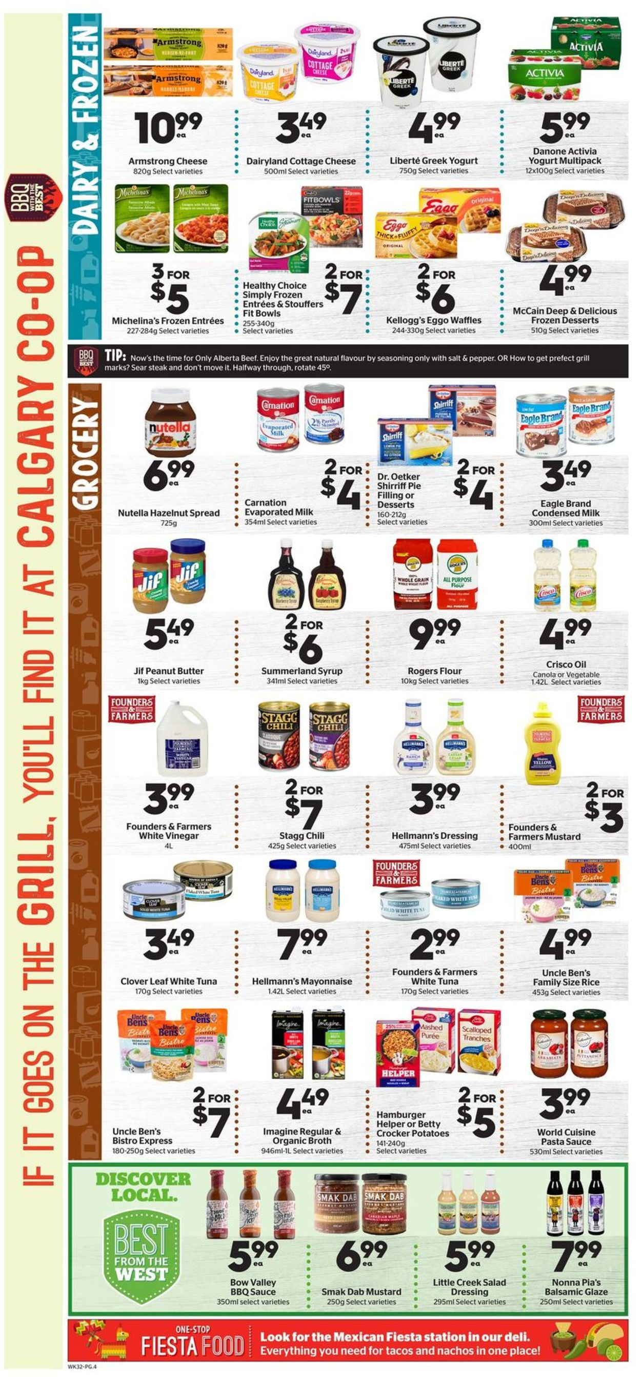 Calgary Co-op Flyer - 08/06-08/12/2020 (Page 6)