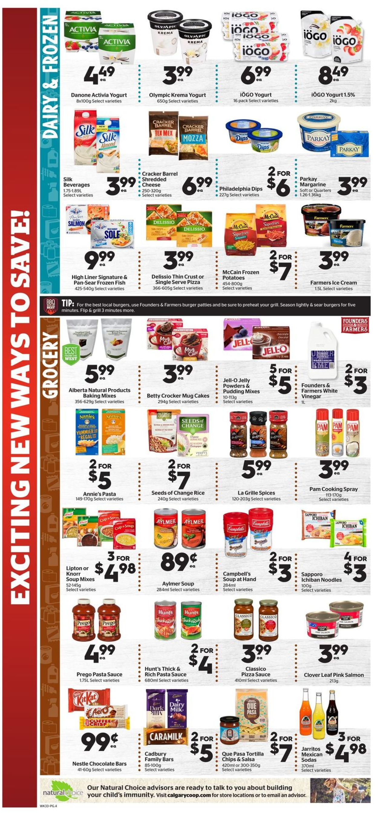 Calgary Co-op Flyer - 08/13-08/19/2020 (Page 6)