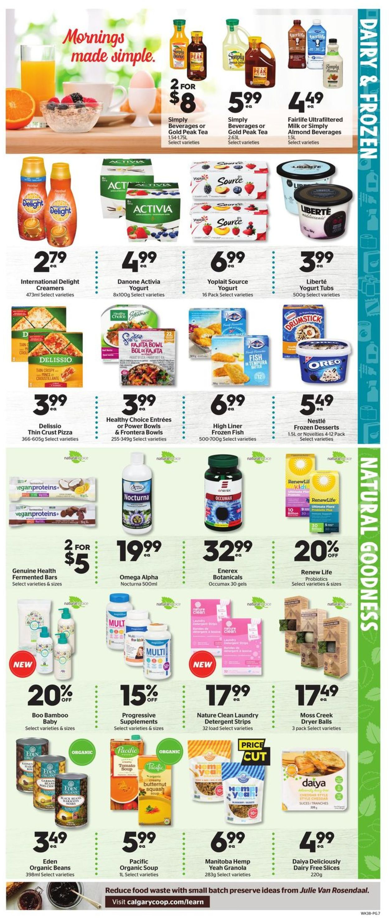 Calgary Co-op Flyer - 09/17-09/23/2020 (Page 7)
