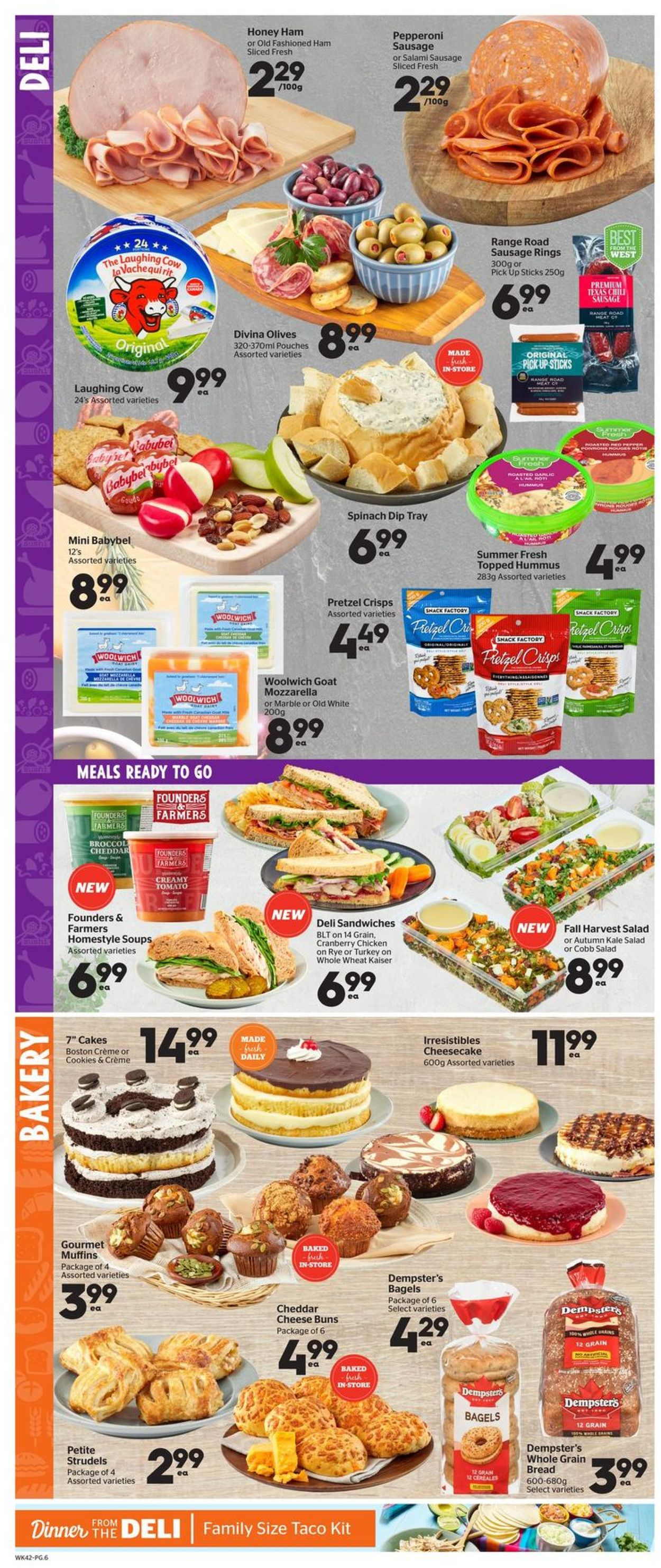 Calgary Co-op Flyer - 10/15-10/21/2020 (Page 6)