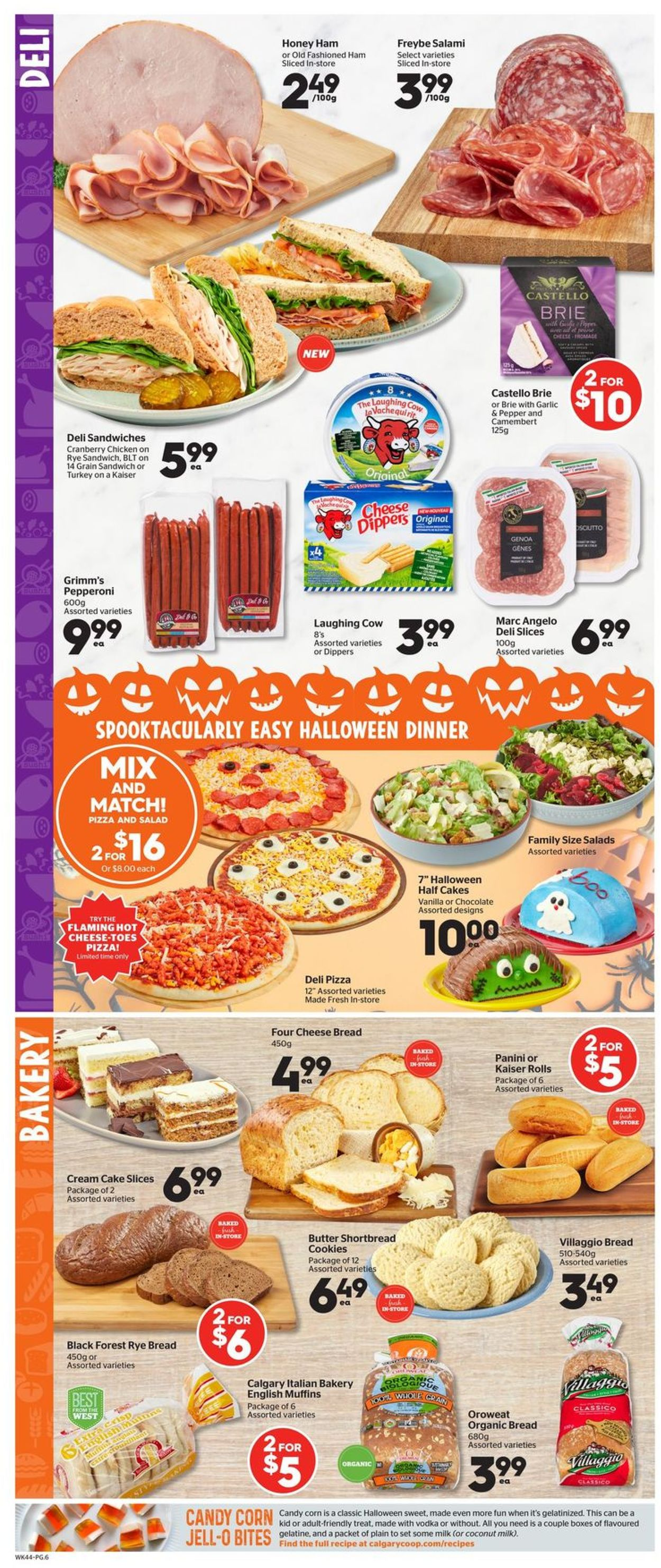 Calgary Co-op Flyer - 10/29-11/04/2020 (Page 6)