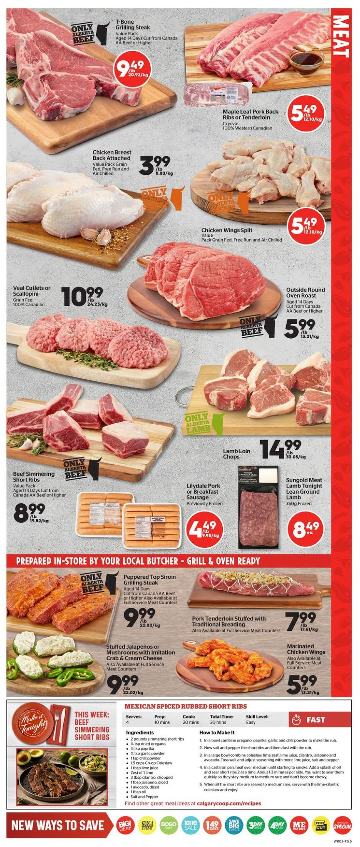 Calgary Co-op - Holidays 2020 Flyer - 11/12-11/18/2020 (Page 5)