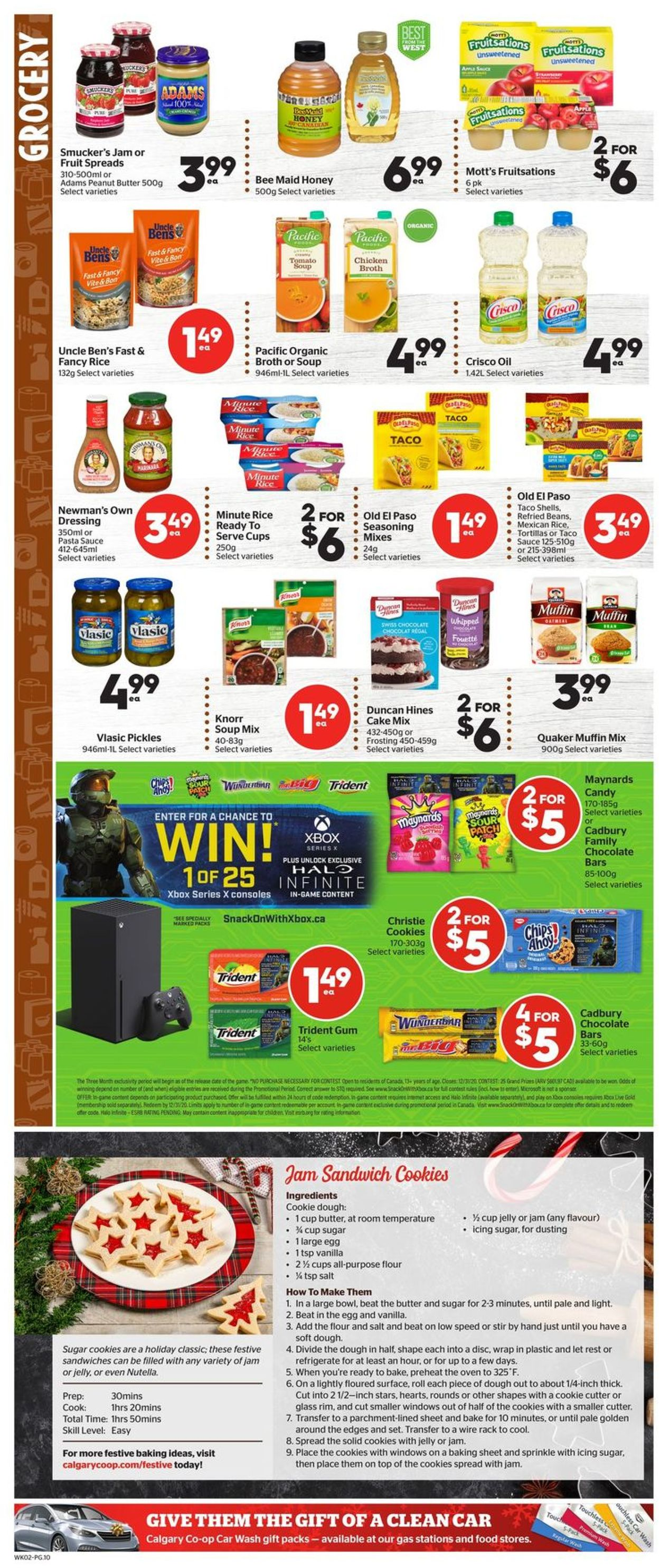 Calgary Co-op - Holidays 2020 Flyer - 11/12-11/18/2020 (Page 10)