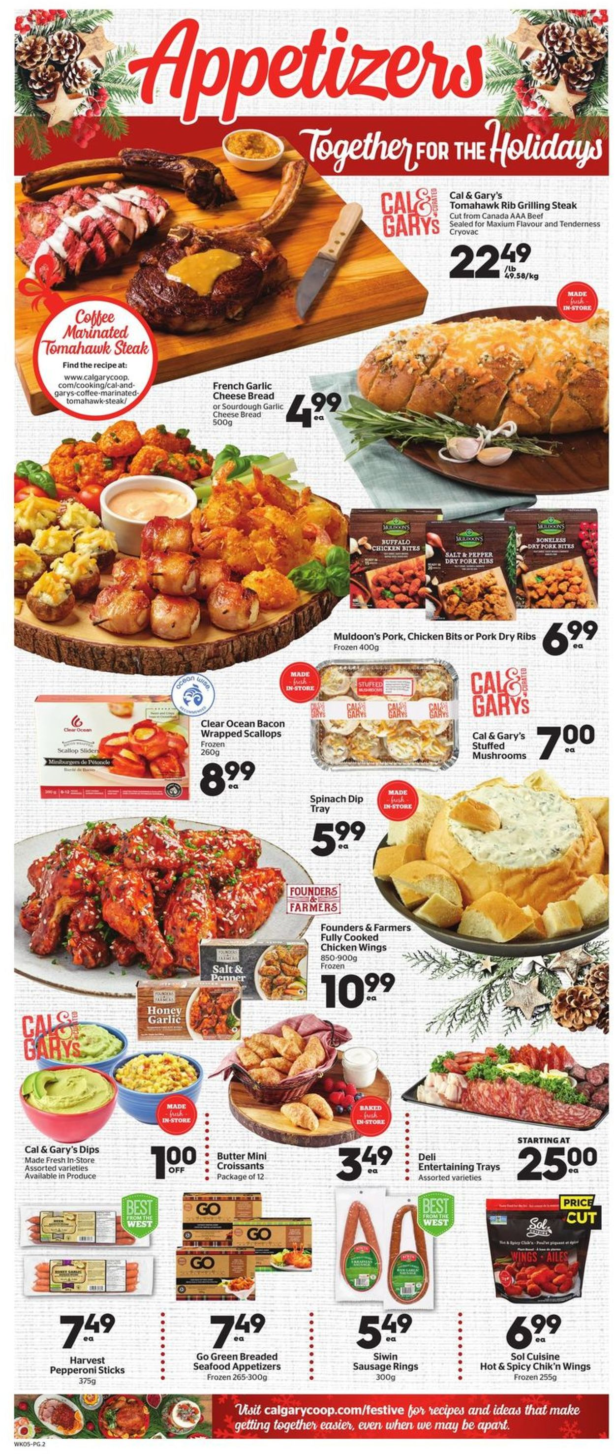 Calgary Co-op - Holidays 2020 Flyer - 12/03-12/09/2020 (Page 2)