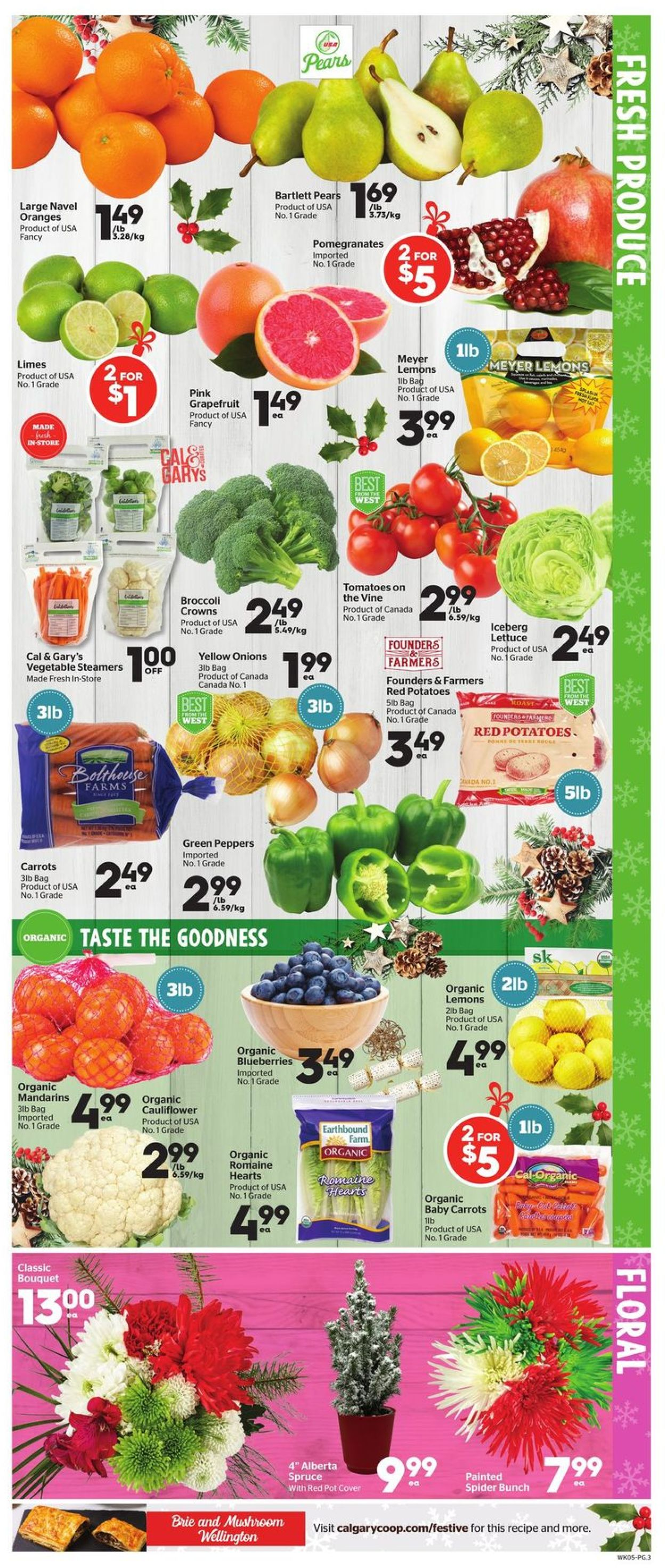 Calgary Co-op - Holidays 2020 Flyer - 12/03-12/09/2020 (Page 3)