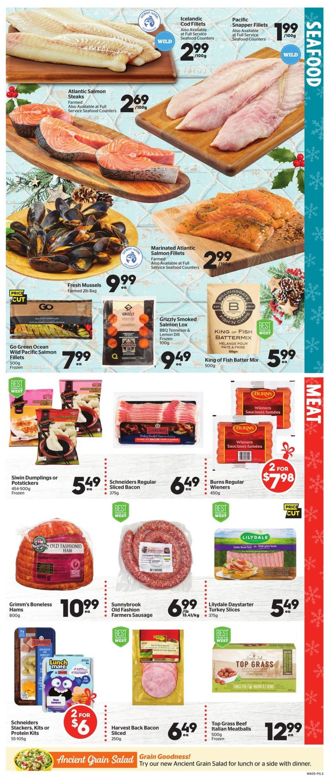 Calgary Co-op - Holidays 2020 Flyer - 12/03-12/09/2020 (Page 5)