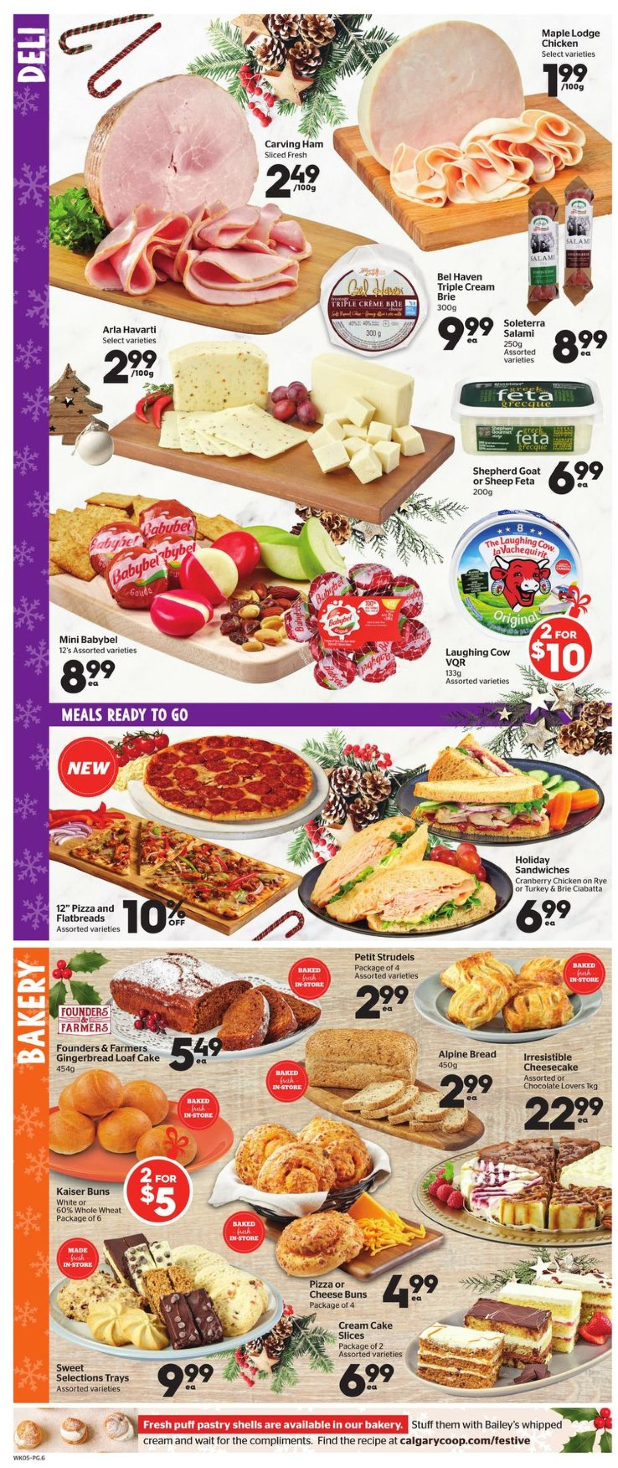 Calgary Co-op - Holidays 2020 Flyer - 12/03-12/09/2020 (Page 6)