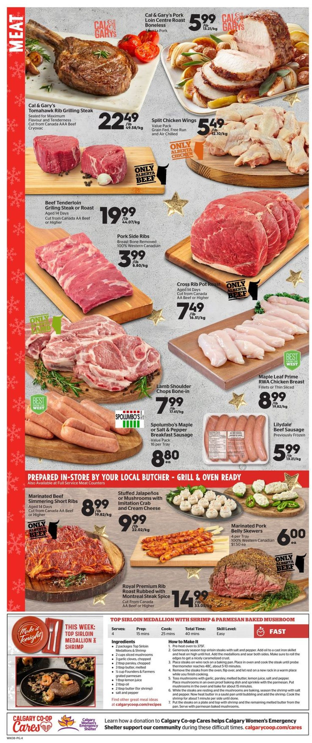 Calgary Co-op Flyer - 12/27-01/01/2021 (Page 4)