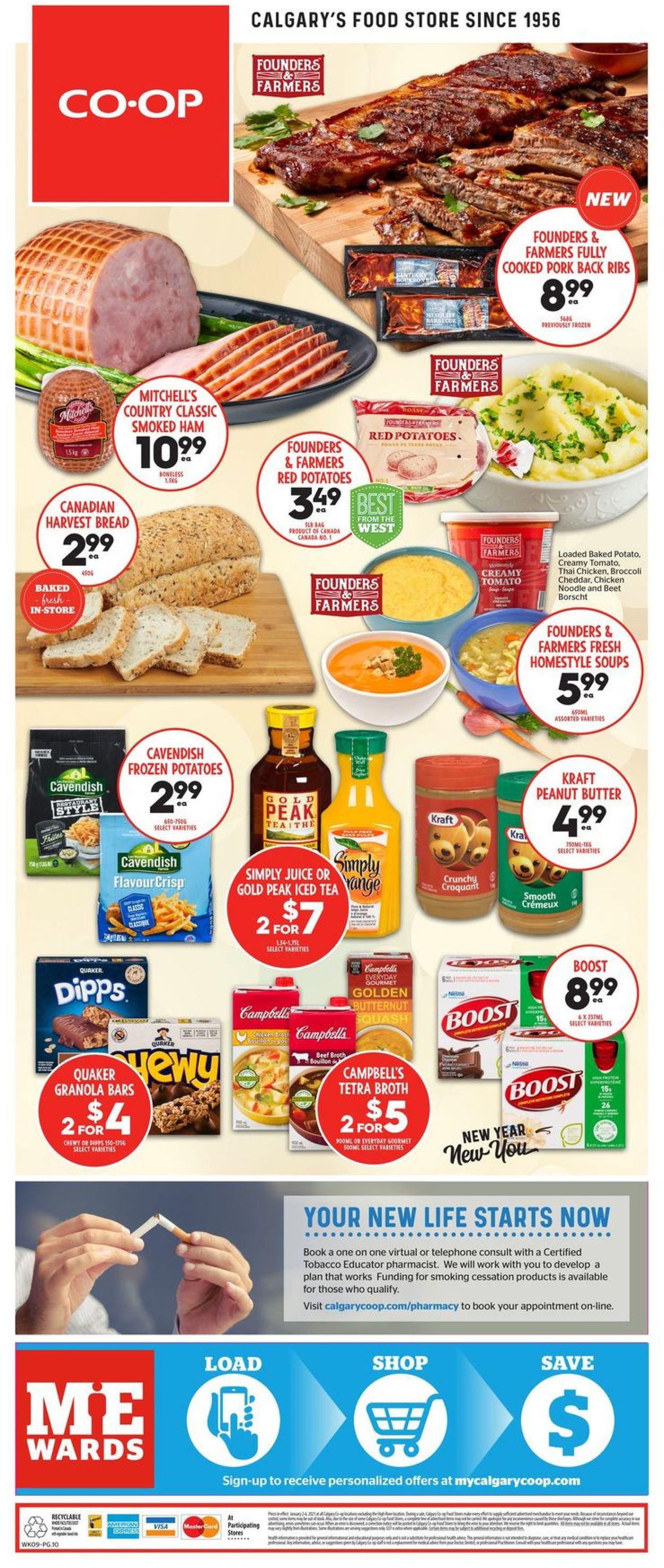 Calgary Co-op Flyer - 01/02-01/06/2021 (Page 10)