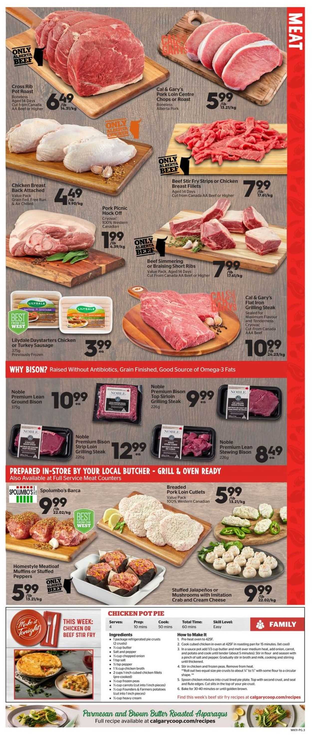 Calgary Co-op Flyer - 01/14-01/20/2021 (Page 3)