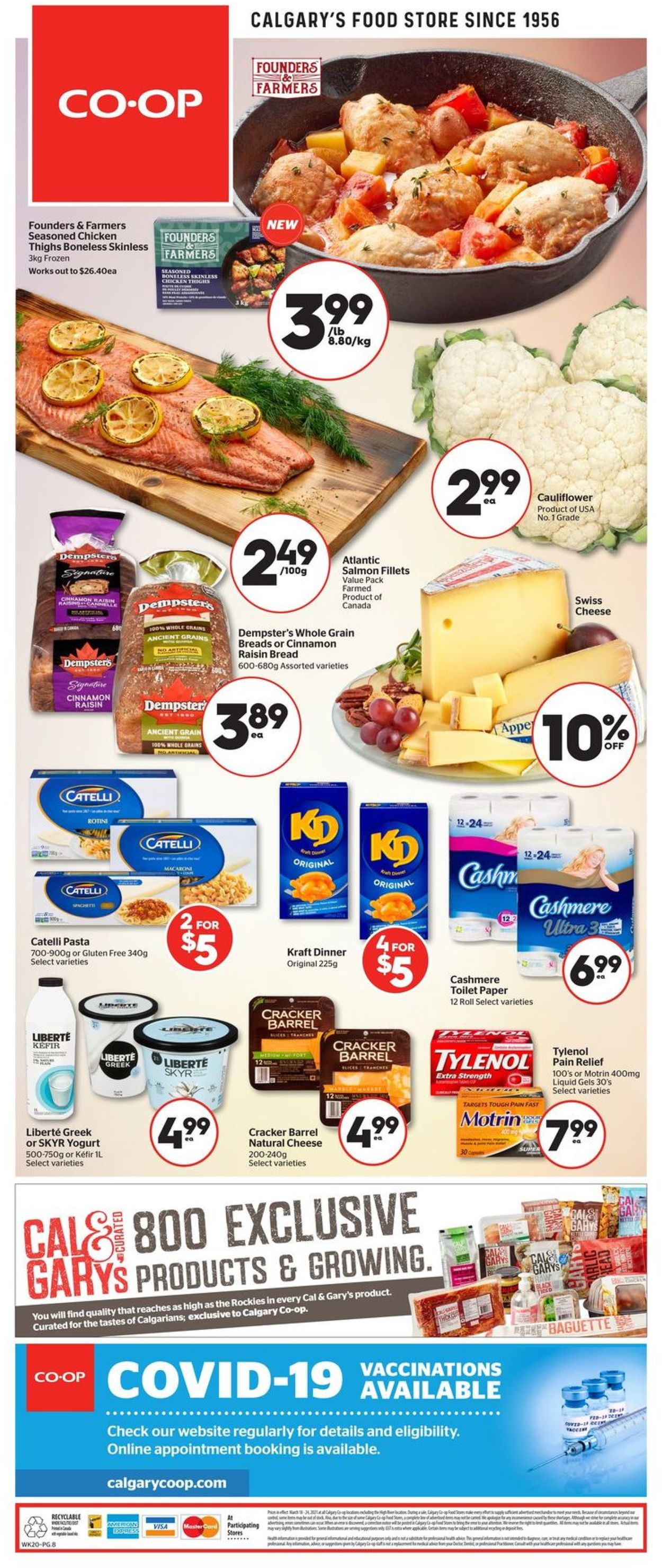 Calgary Co-op Flyer - 03/18-03/24/2021 (Page 8)