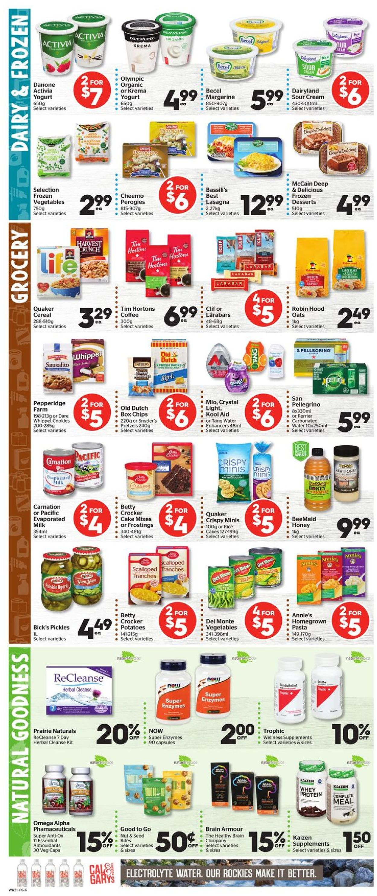 Calgary Co-op Flyer - 03/25-03/31/2021 (Page 6)
