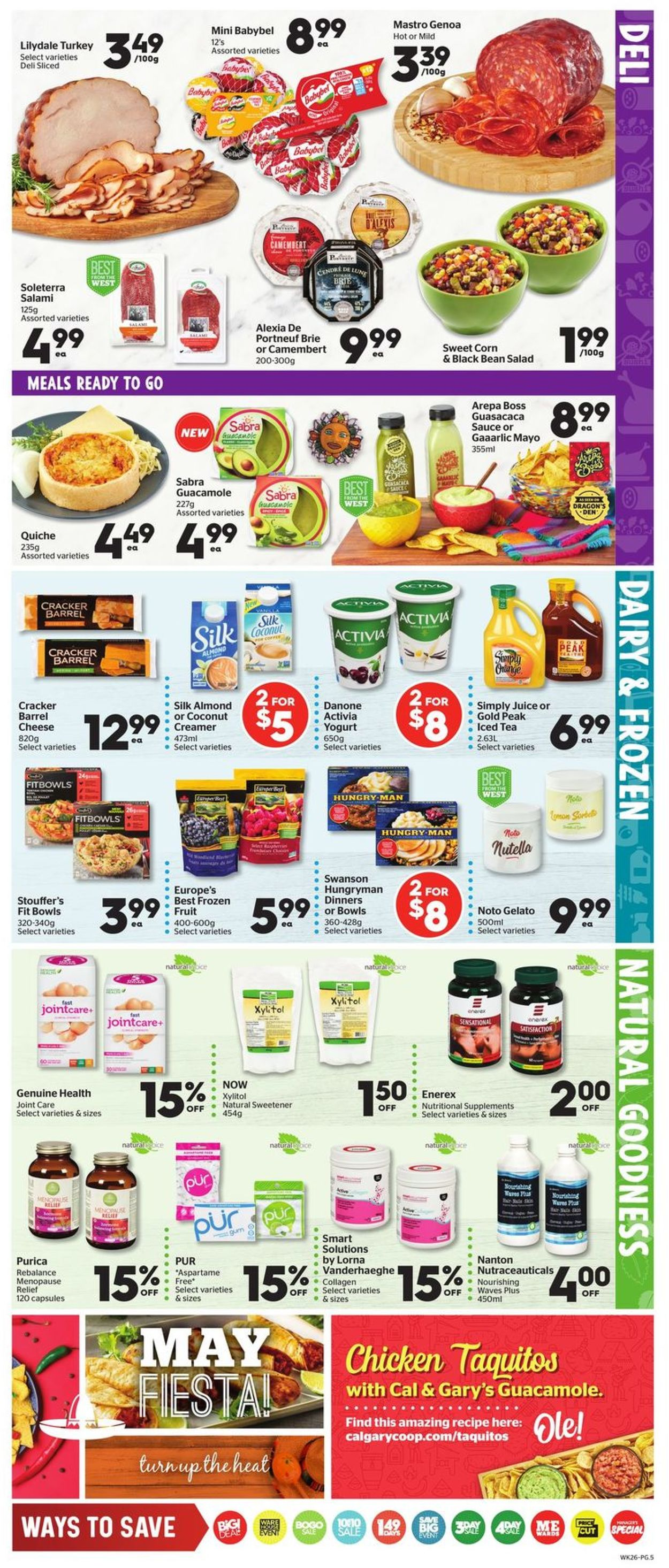 Calgary Co-op Flyer - 04/29-05/05/2021 (Page 5)