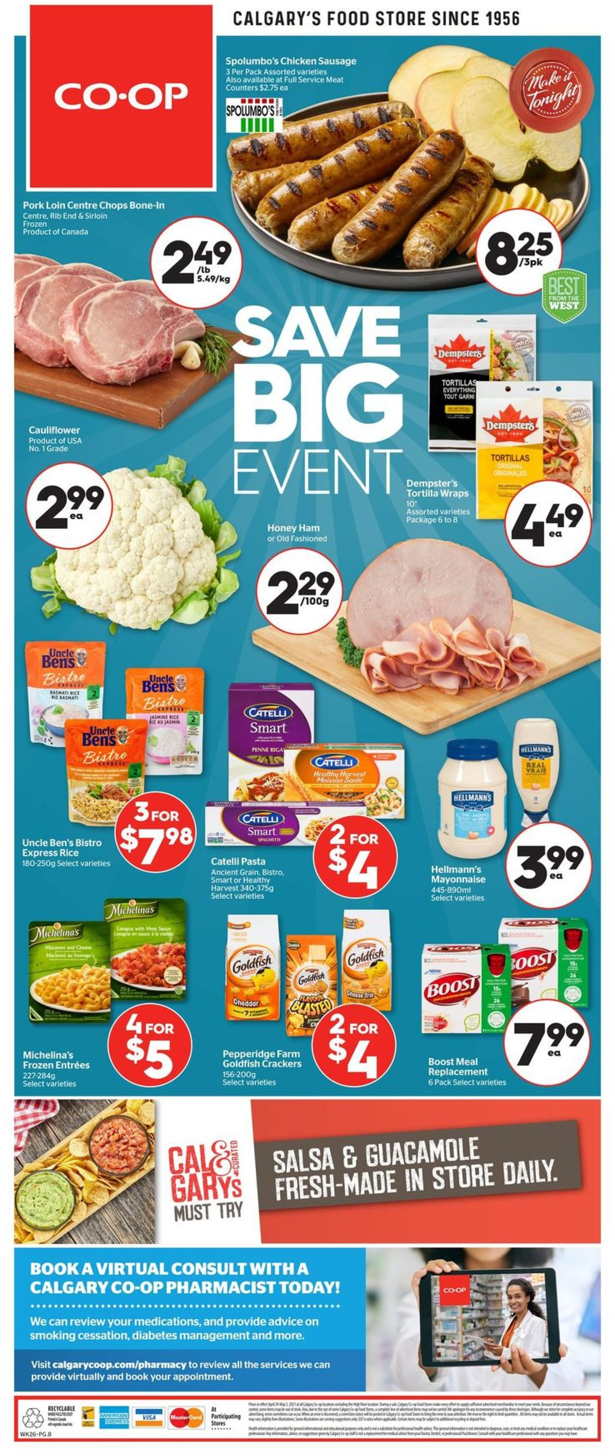 Calgary Co-op Flyer - 04/29-05/05/2021 (Page 8)